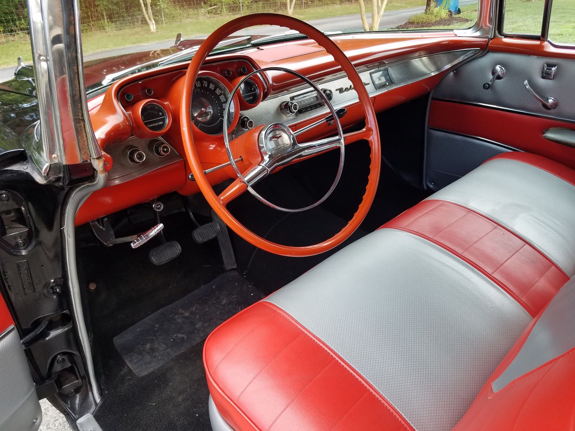 Used 1957 Chevrolet Bel Air/150/210 -NICE AMERICAN CLASSIC-SEE VIDEO | Mundelein, IL