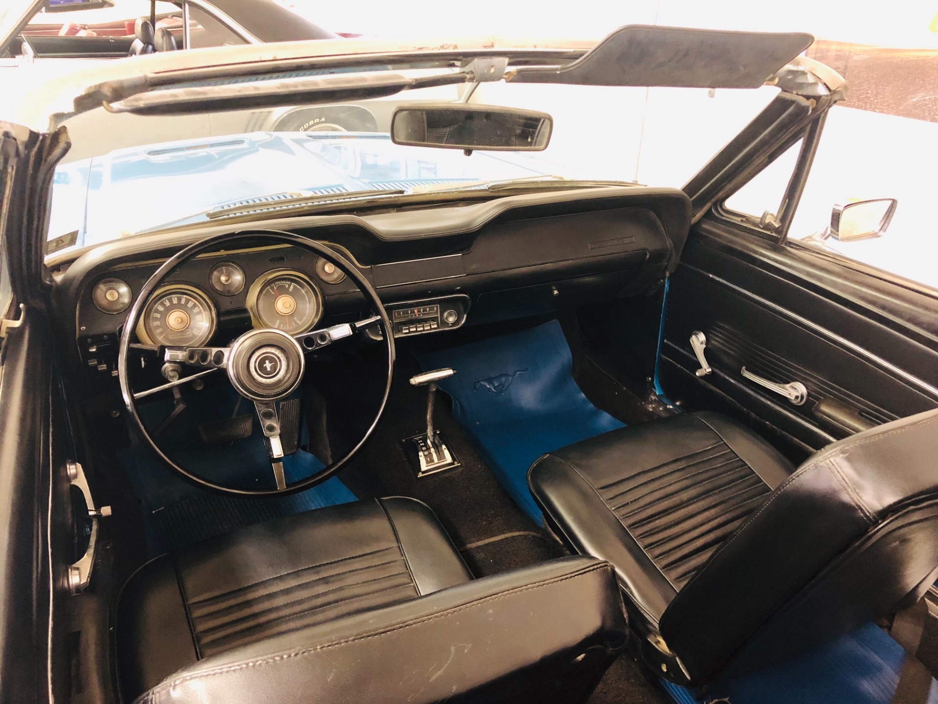 Used 1967 Ford Mustang -289 C CODE FUN CONVERTIBLE-SEE VIDEO   Mundelein, IL
