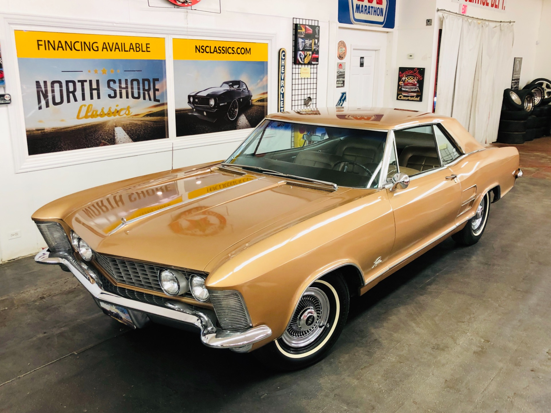 Used 1964 BUICK Riviera -Classic Beauty-SEE VIDEO- | Mundelein, IL