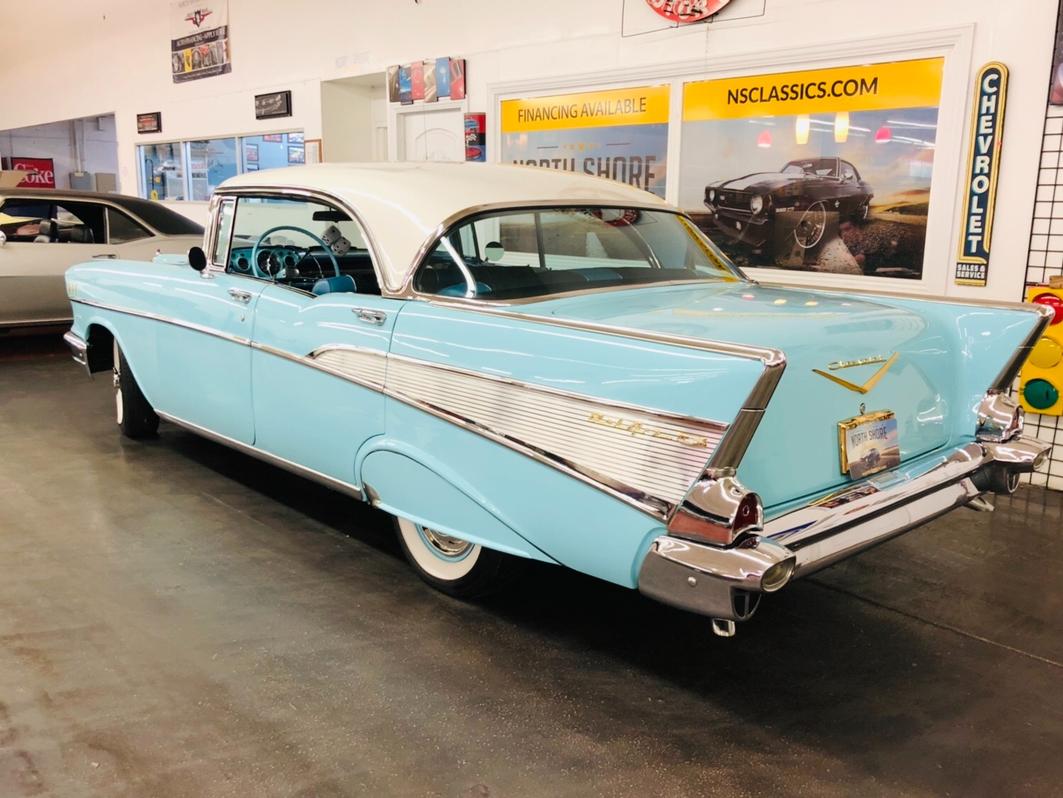 Used 1957 Chevrolet Bel Air/150/210 -NUT AND BOLT RESTORATION FRAME OFF-SEE VIDEO | Mundelein, IL
