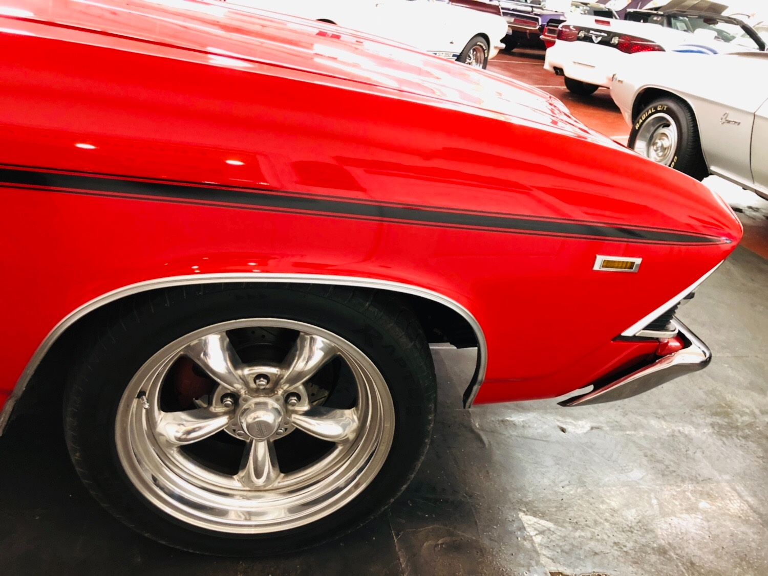 Used 1969 Chevrolet Chevelle -PRO TOURING FUEL INJECTED AUTOMATIC-SEE VIDEO | Mundelein, IL