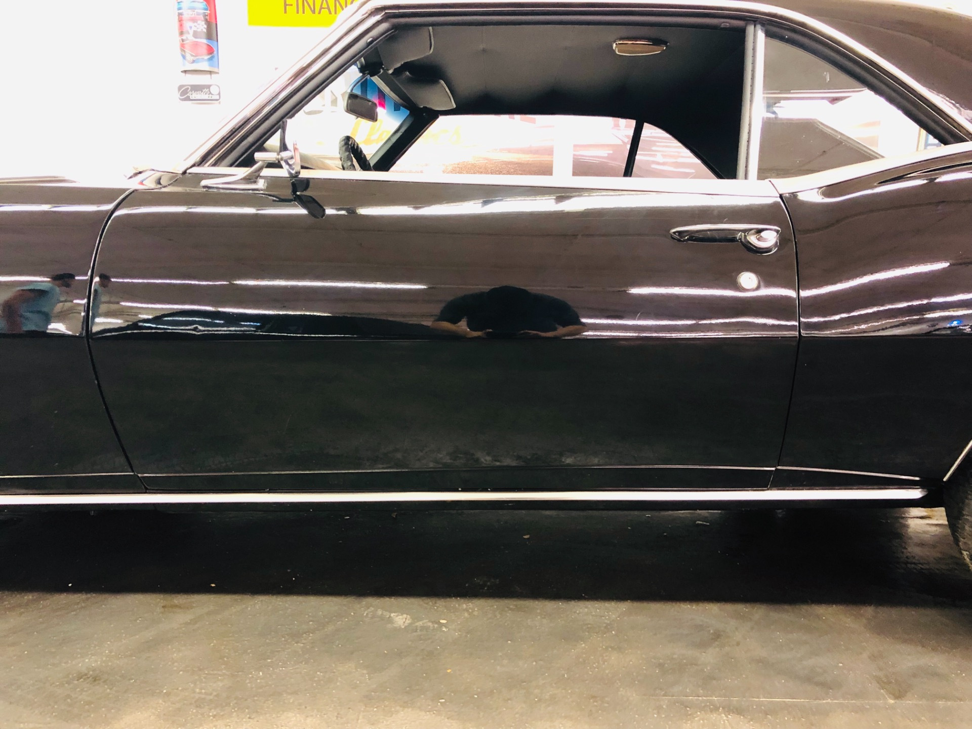 Used 1968 Chevrolet Camaro -TUXEDO BLACK AUTOMATIC MUSCLE CAR-SEE VIDEO   Mundelein, IL