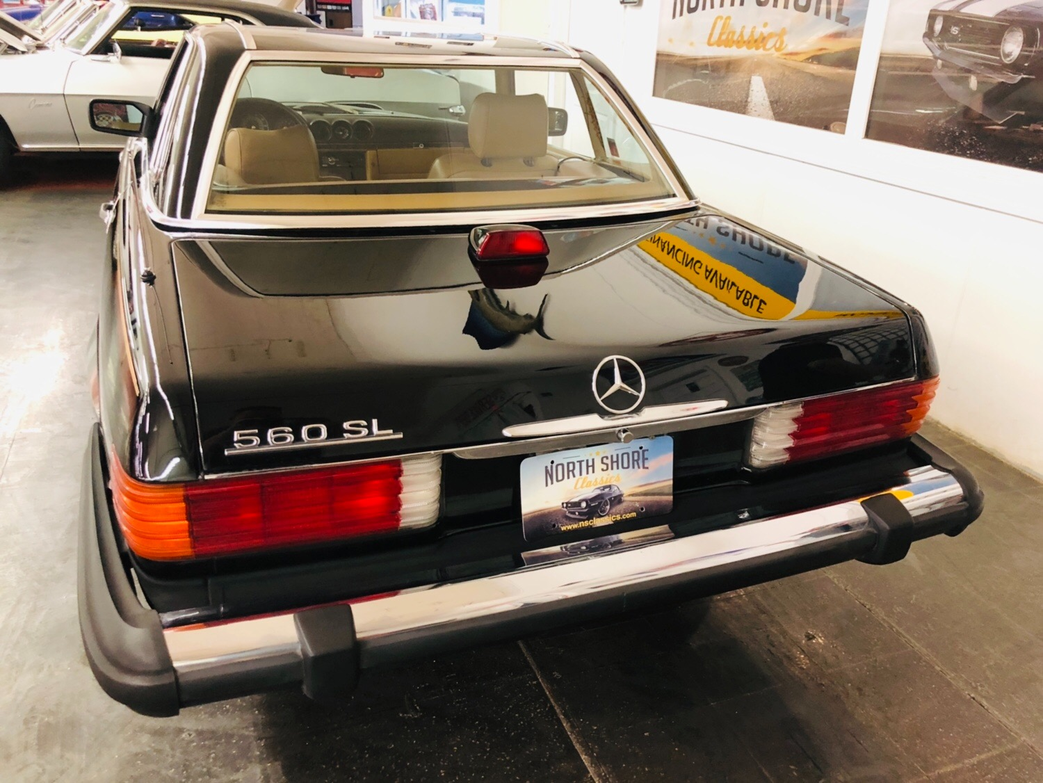 Used 1987 Mercedes Benz 560 SL - VERY CLEAN CONVERTIBLE - PRICE DROP - SEE VIDEO | Mundelein, IL