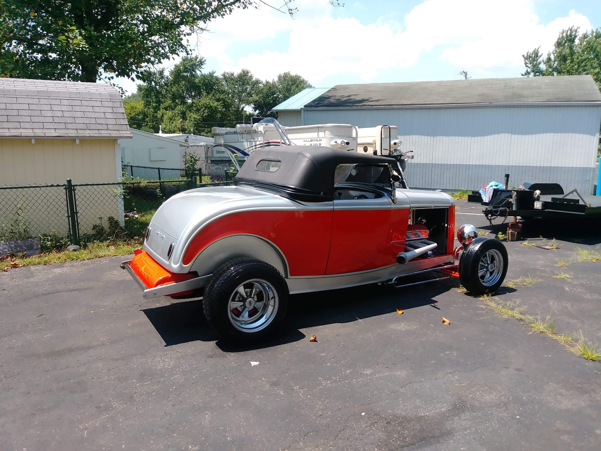 Used 1932 Ford Roadster -VERY NICE PAINT | Mundelein, IL