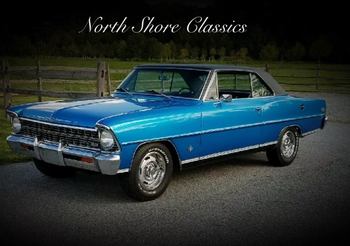 Used 1967 Chevrolet Nova -SUPER SPORT RESTORED | Mundelein, IL