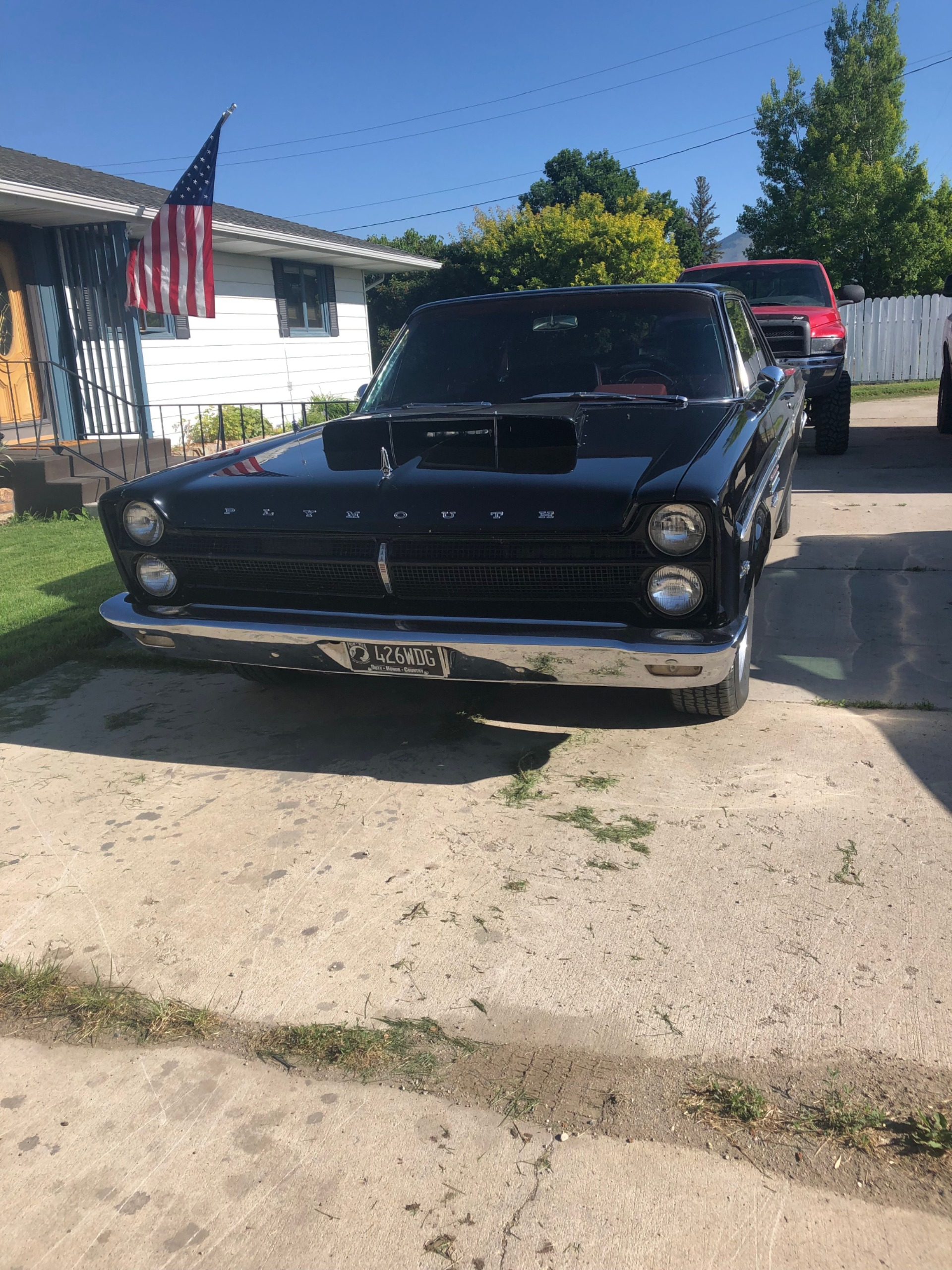 Used 1965 Plymouth Sport Fury 426 Max Wedge | Mundelein, IL