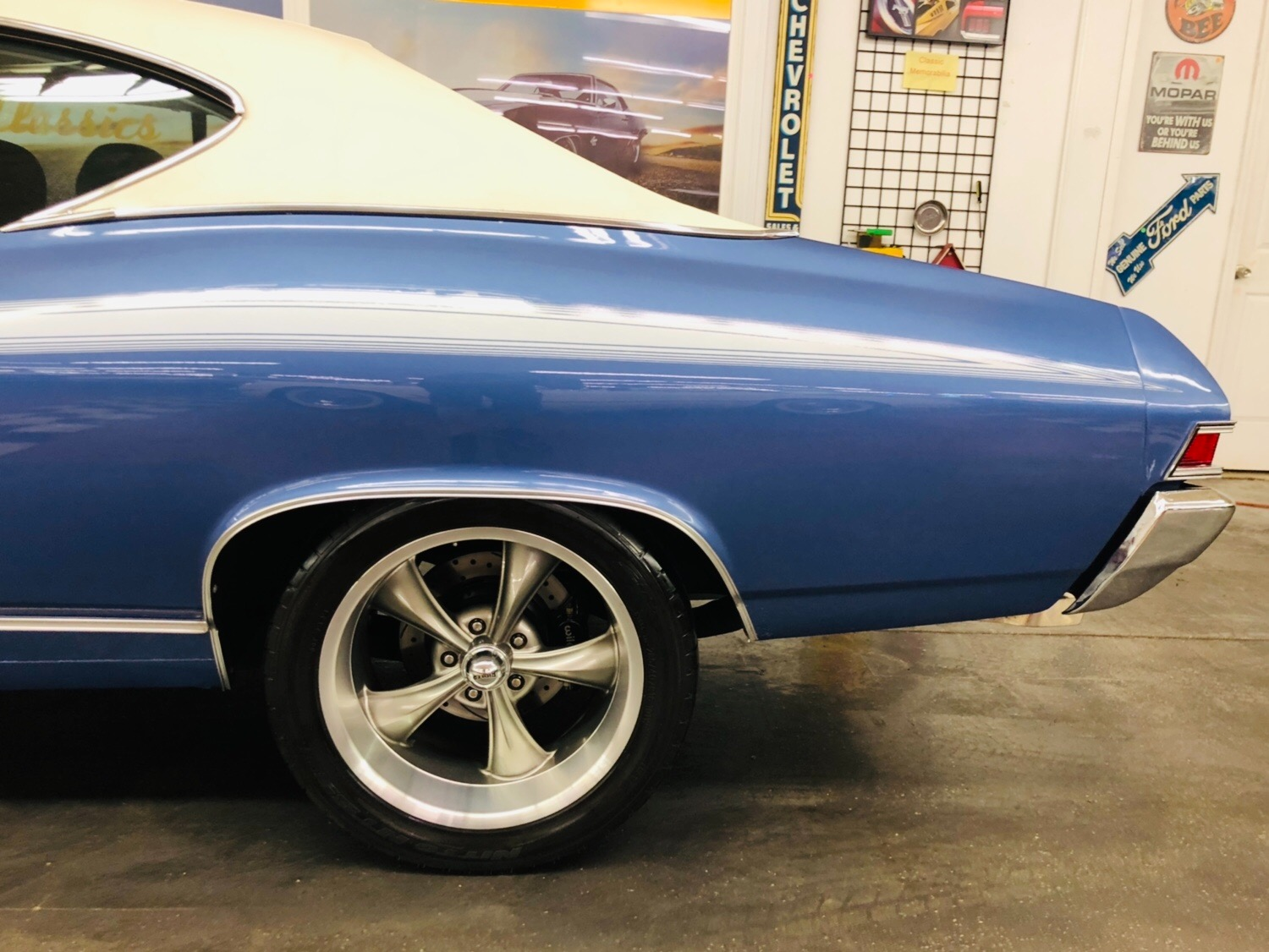Used 1968 Chevrolet Chevelle -572 FUEL INJECTED STREET BEAST-PRO TOURING | Mundelein, IL