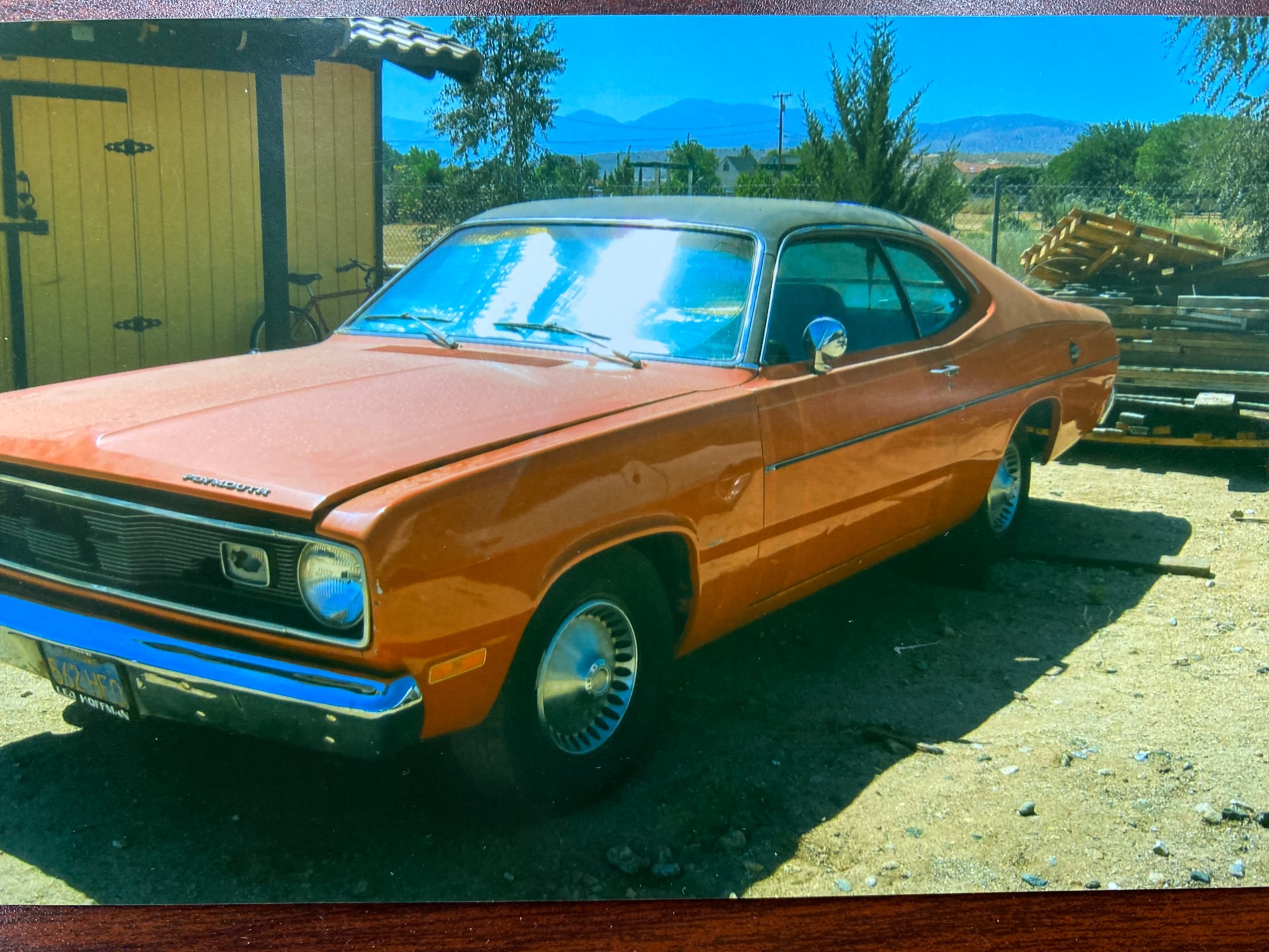 Used 1972 Plymouth Duster -LOW COST CLASSIC - GOLD DUSTER - FACTORY A/C - SEE VIDEO | Mundelein, IL