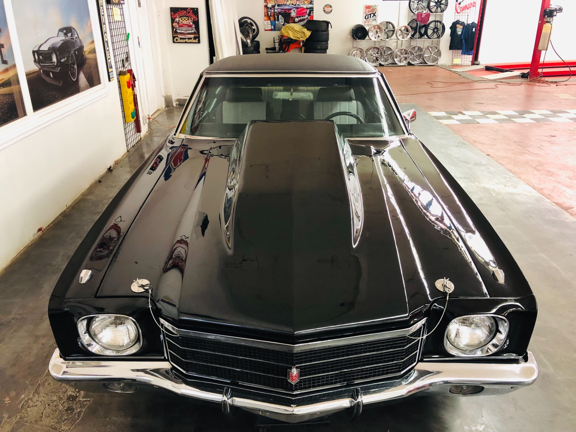 Used 1970 Chevrolet Monte Carlo -BIG BLOCK 454 BLACK RELIABLE MUSCLE CAR-SEE VIDEO | Mundelein, IL