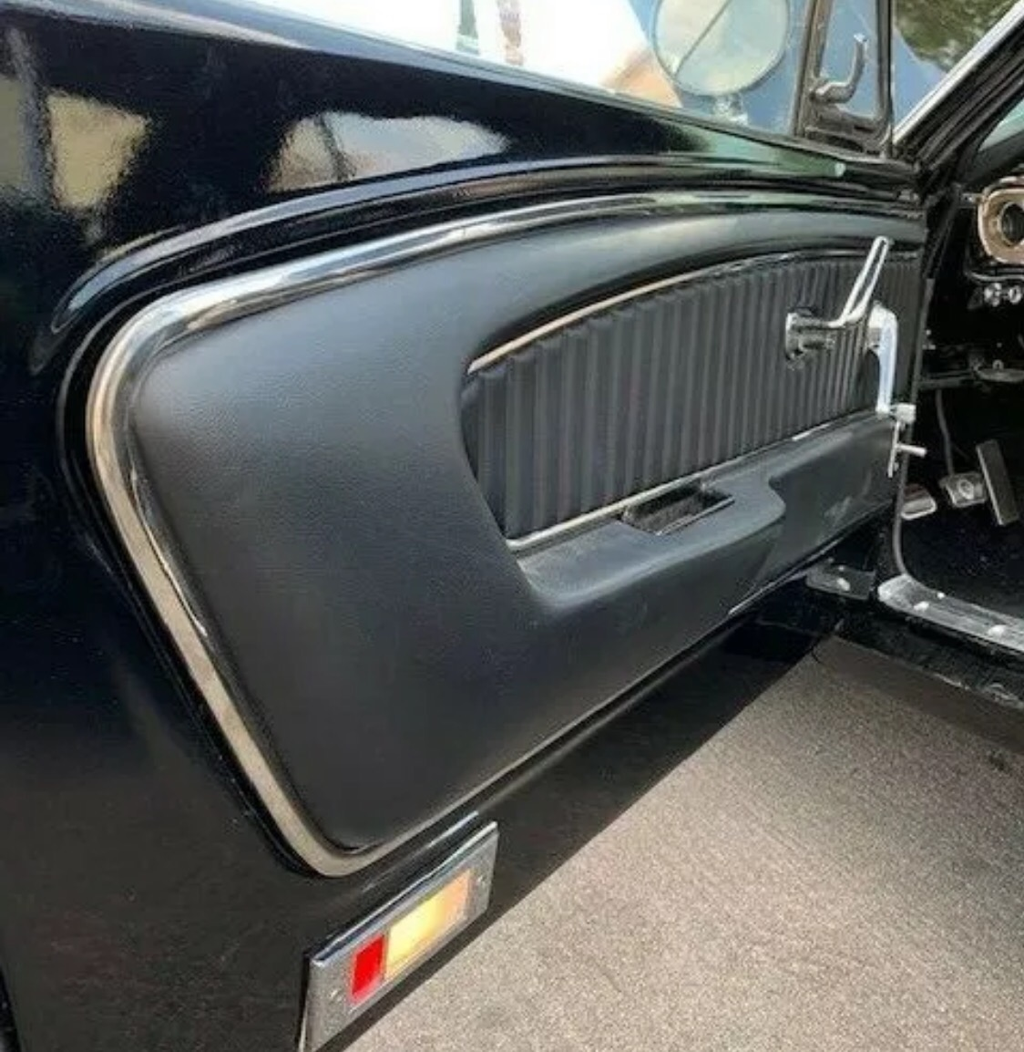 Used 1965 Ford Mustang -REAL NICE BLACK PAINT 351/4 SPEED | Mundelein, IL