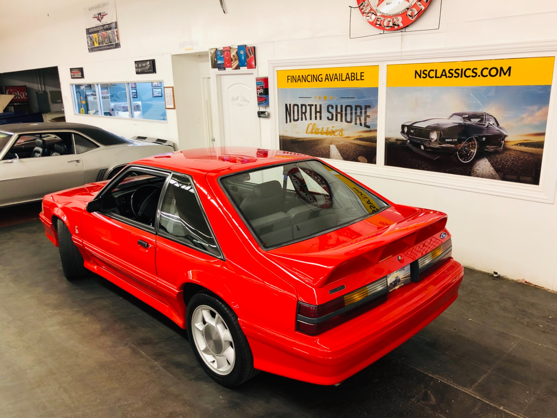 Used 1993 Ford Mustang -SVT COBRA 30k MILES-CLEAN AUTOCHECK-4 OWNER-HATCHBACK-SEE VIDEO | Mundelein, IL