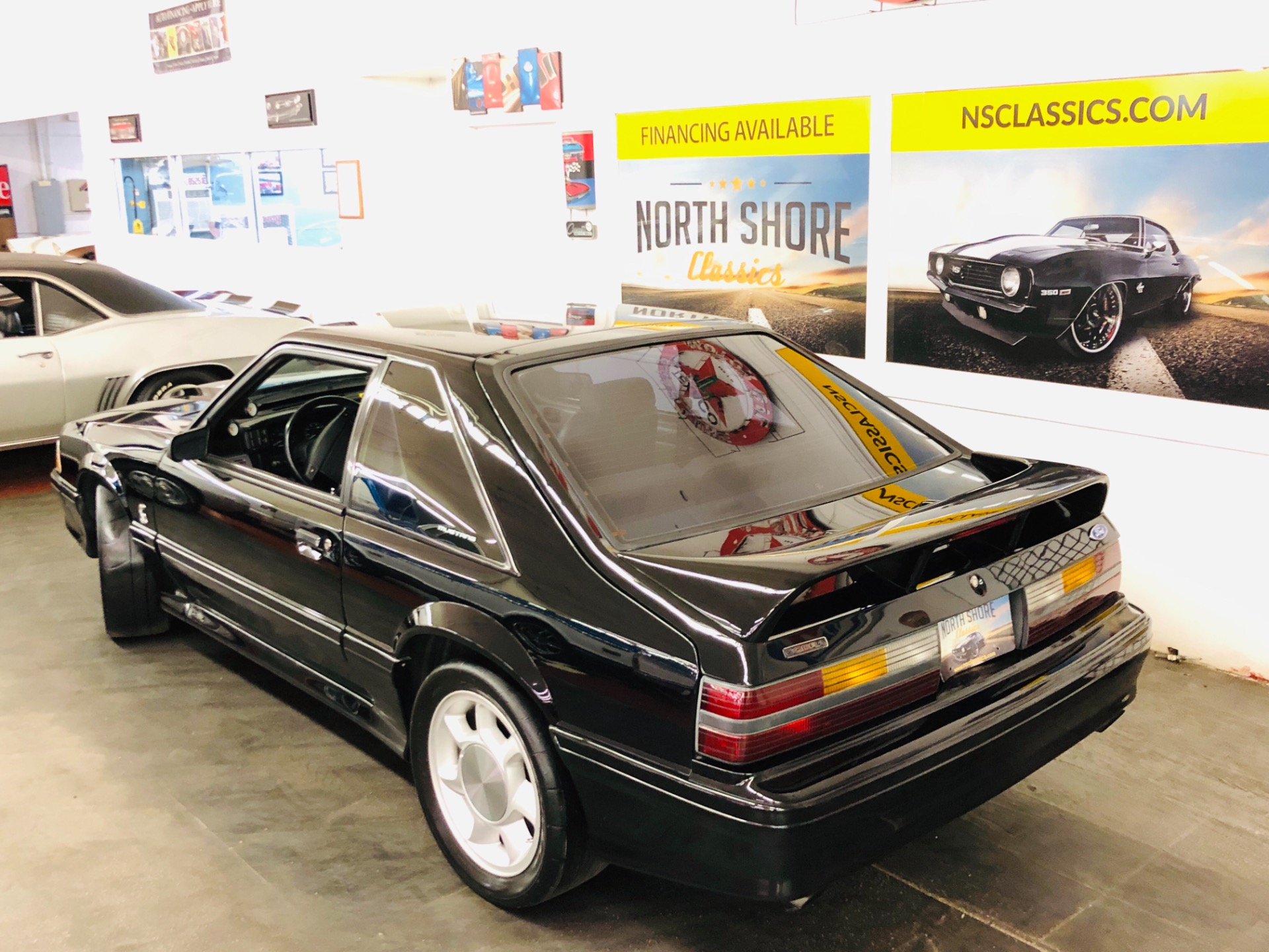 Used 1993 Ford Mustang -SUPERCHARGED COBRA SVT-CLEAN AUTO CHECK-SEE VIDEO   Mundelein, IL
