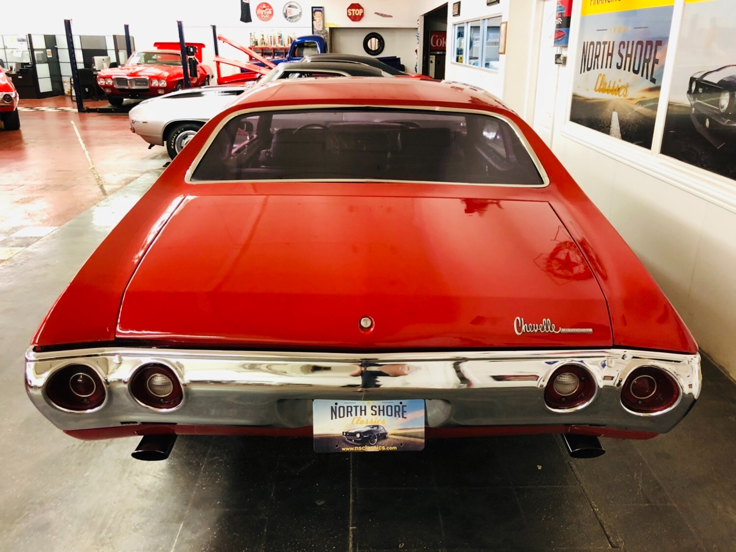 Used 1972 Chevrolet Chevelle -BIG BLOCK 454-AUTO-12 BOLT- | Mundelein, IL