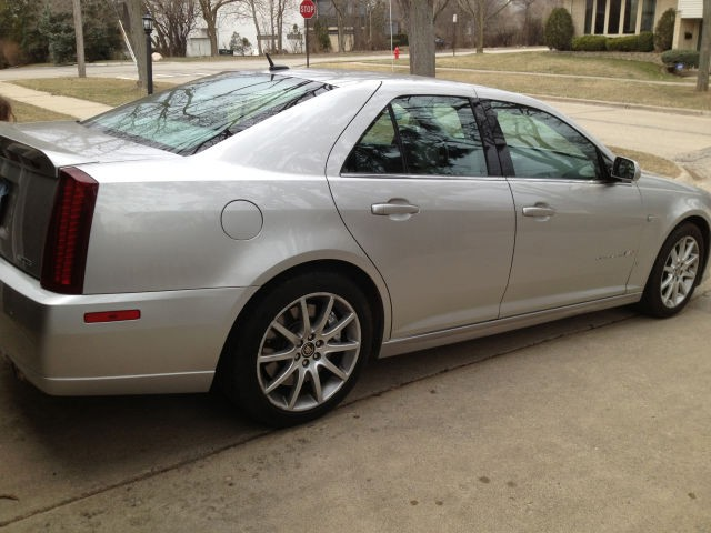 Used 2006 Cadillac StS-V Supercharged-ADVERTISED BELOW AVERAGE VALUE | Mundelein, IL