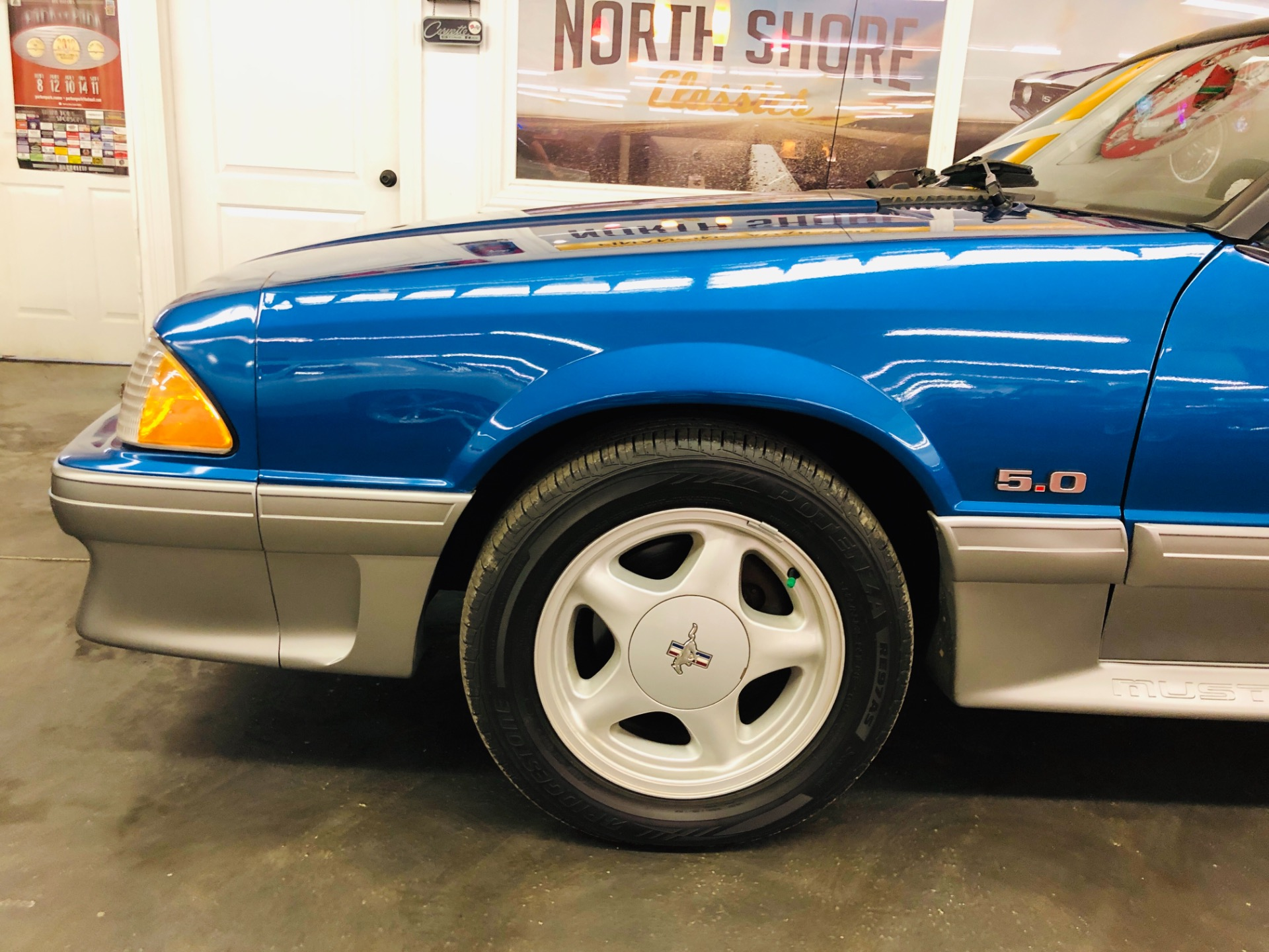 Used 1991 Ford Mustang GT-VERY GOOD CONDITION-MUST SEE-WE DELIVER | Mundelein, IL