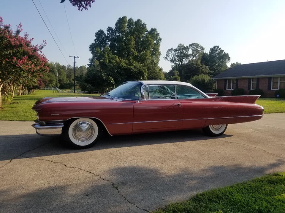 Used 1960 Cadillac Coupe DeVille -SWEET CADDY-NICE CONDITION- | Mundelein, IL