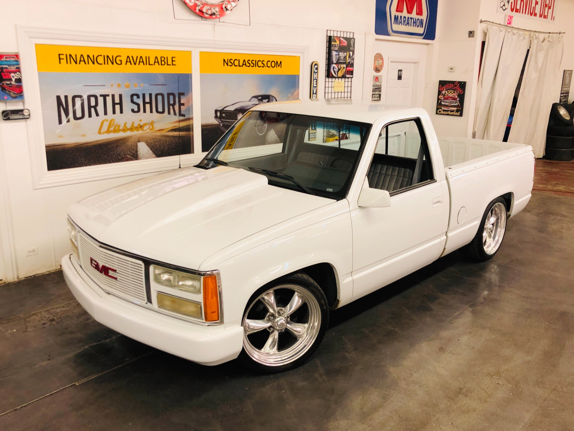 Used 1990 GMC Pickup - SIERRA 1500 - ZZ4 CRATE ENGINE - ICE COLD A/C - VERY LOW MILES -SEE VIDEO | Mundelein, IL