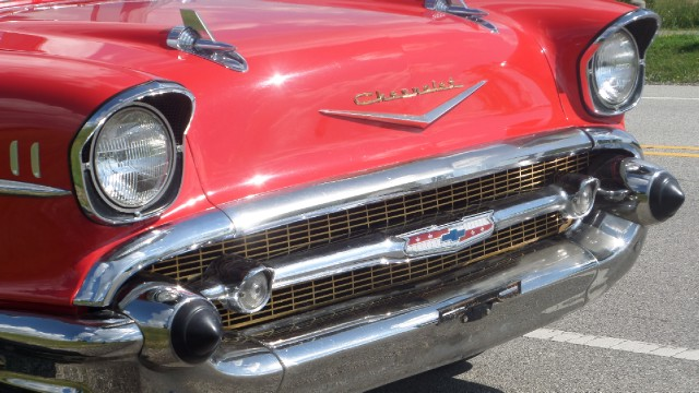 Used 1957 Chevrolet Bel Air -SOLD-NEW LOWER PRICE-Great Daily Driver 4 Speed-SEE VIDEO | Mundelein, IL