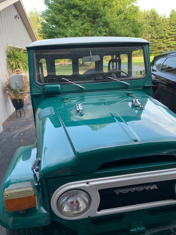 Used 1977 Toyota FJ40 - LANDCRUISER - VERY SOLID - RUNS AND DRIVES EXCELLENT | Mundelein, IL