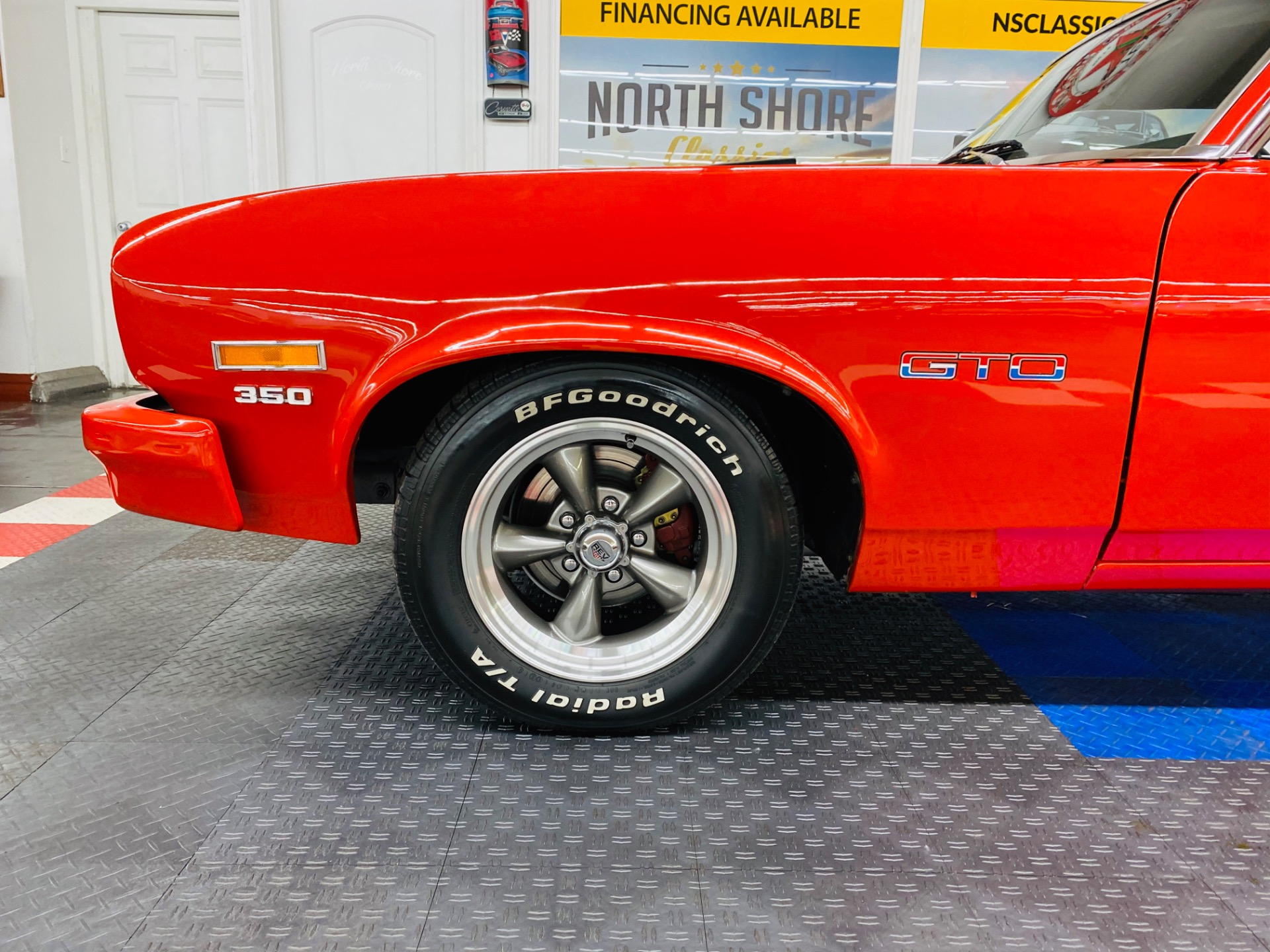Used 1974 Pontiac GTO - RARE GTO - SUPER CLEAN - UPGRADED SUSPENSION - SEE VIDEO | Mundelein, IL
