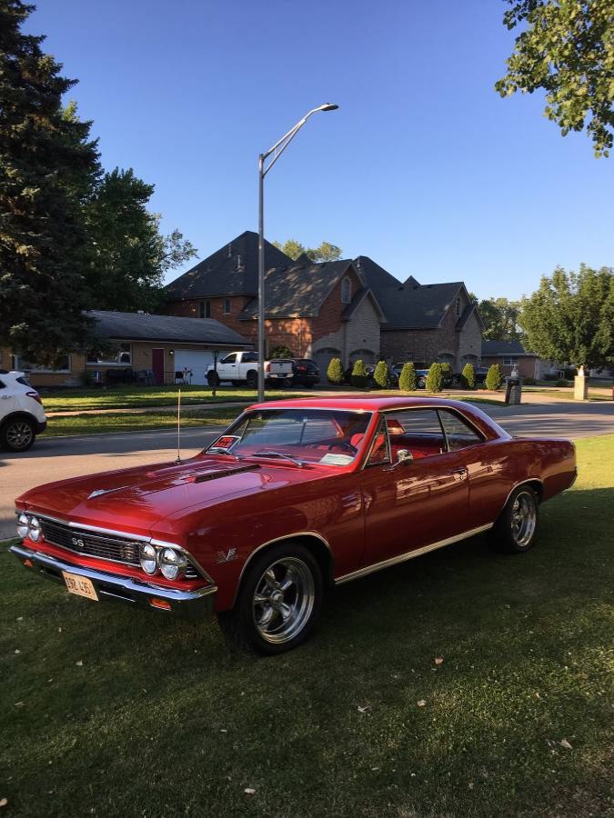 Used 1966 Chevy Chevelle -Coupe | Mundelein, IL