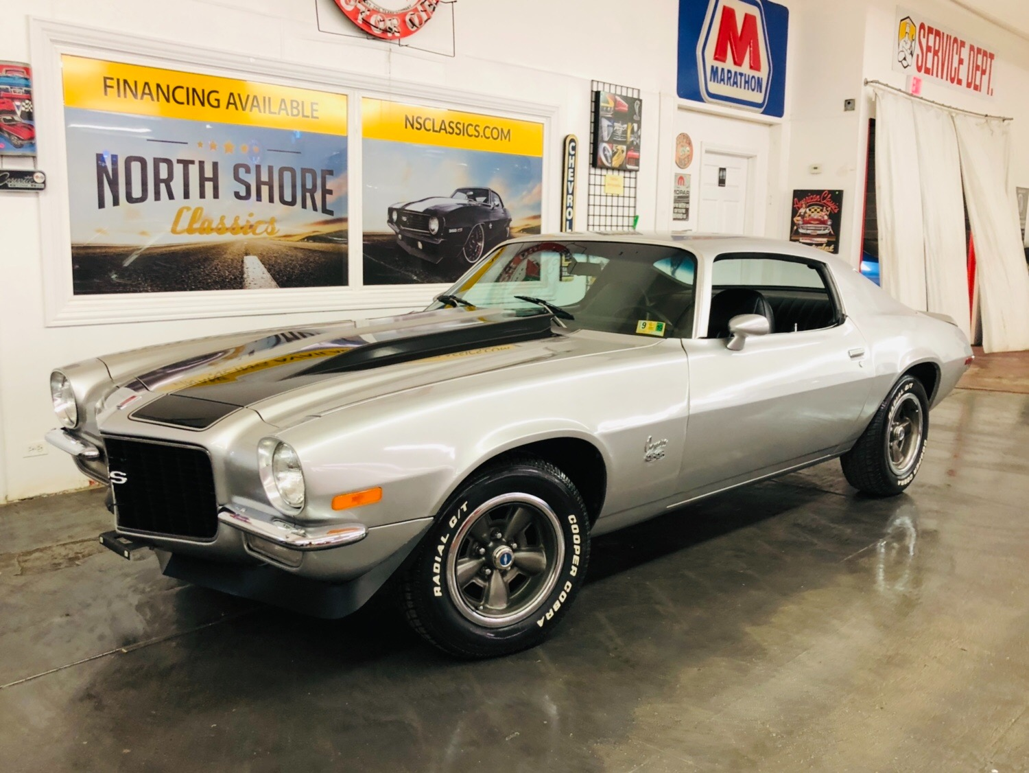 Used 1972 Chevrolet Camaro - SS TRIBUTE - 383 STROKER ENGINE - 700R4 TRANS - SEE VIDEO - | Mundelein, IL