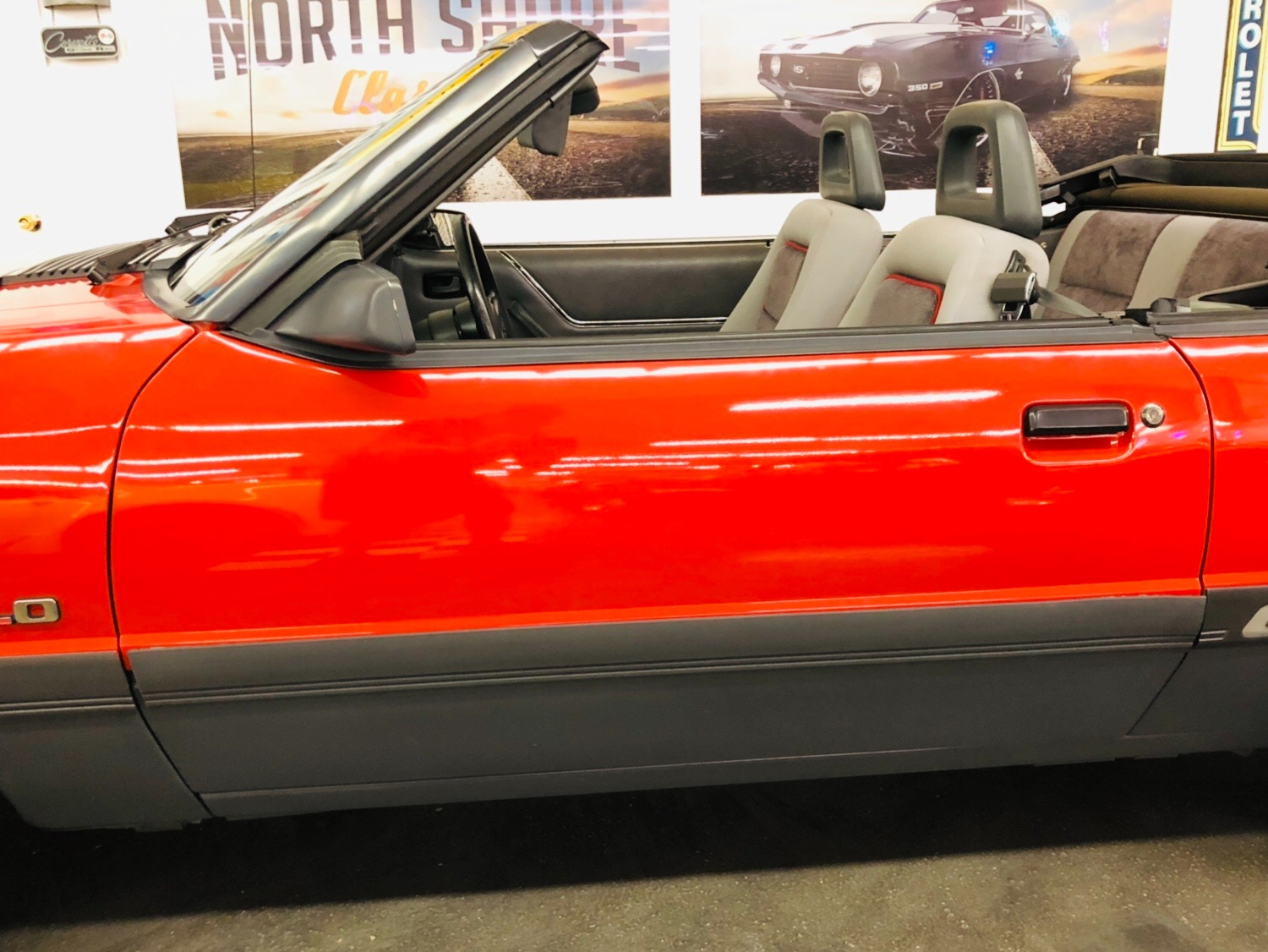 Used 1985 Ford Mustang -CONVERTIBLE GT - 5 SPEED - 43K ORIGINAL MILES - | Mundelein, IL