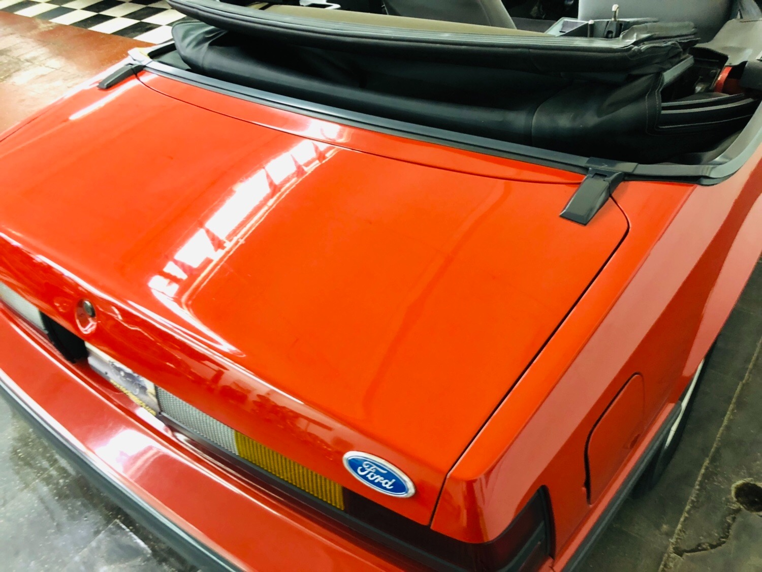 Used 1985 Ford Mustang -CONVERTIBLE GT - 5 SPEED - 43K ORIGINAL MILES - SEE VIDEO | Mundelein, IL