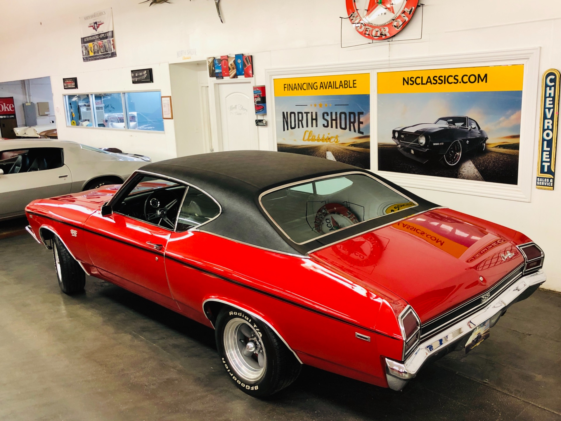 Used 1969 Chevrolet Chevelle -SS 396 - 4 SPEED - REAL SUPER SPORT - SEE VIDEO | Mundelein, IL