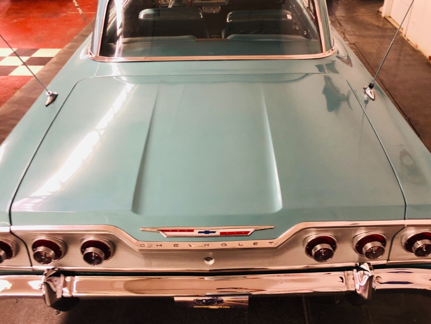 Used 1963 Chevrolet Impala -PRICE DROP -SUPER SPORT - BIG BLOCK 454 -SOUTHERN CAR-SEE VIDEO | Mundelein, IL