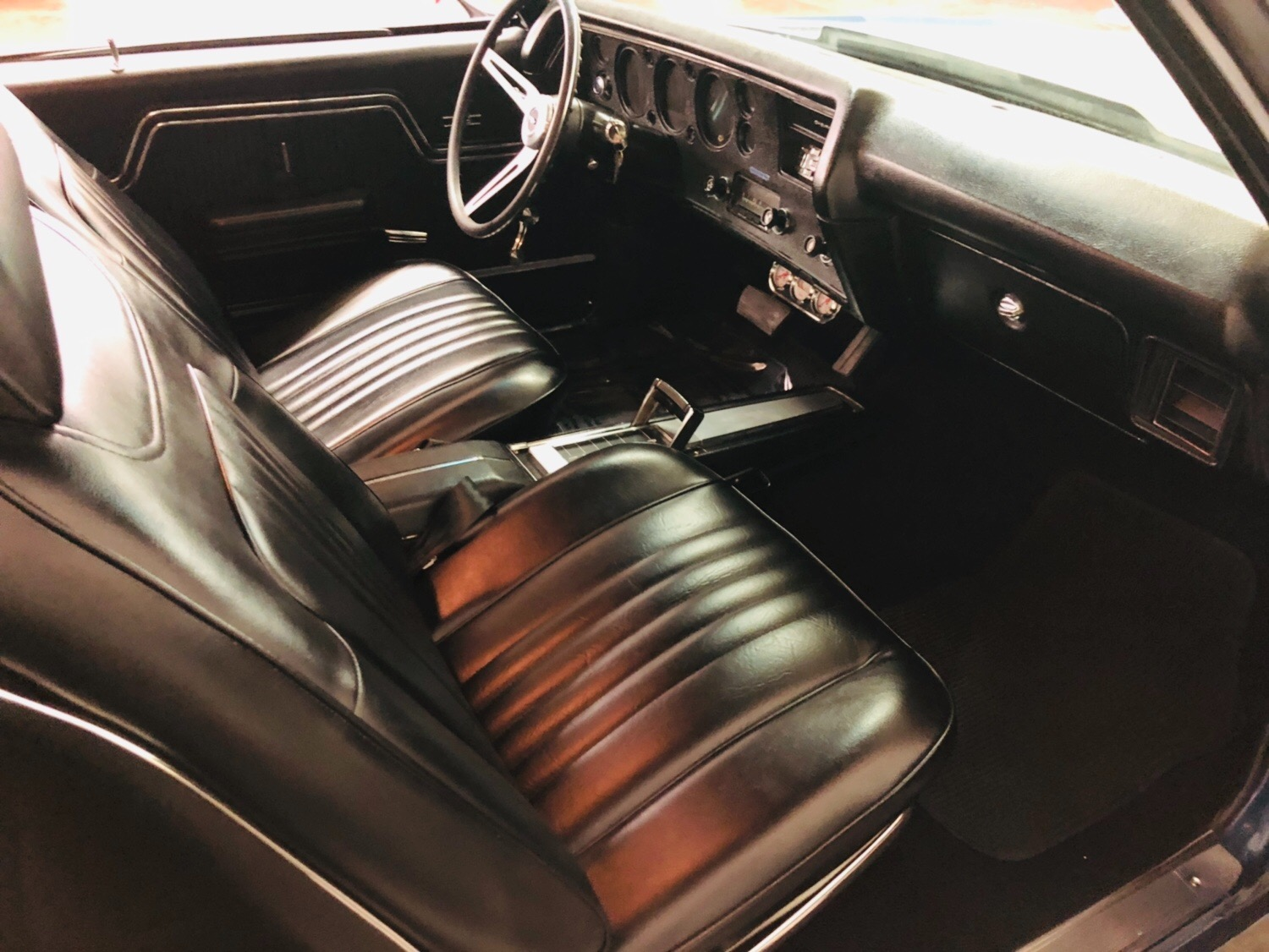 Used 1971 Chevrolet Chevelle -SS BIG BLOCK - AUTO TRANS - FACTORY BUCKETS AND CONSOLE - SEE VIDEO | Mundelein, IL
