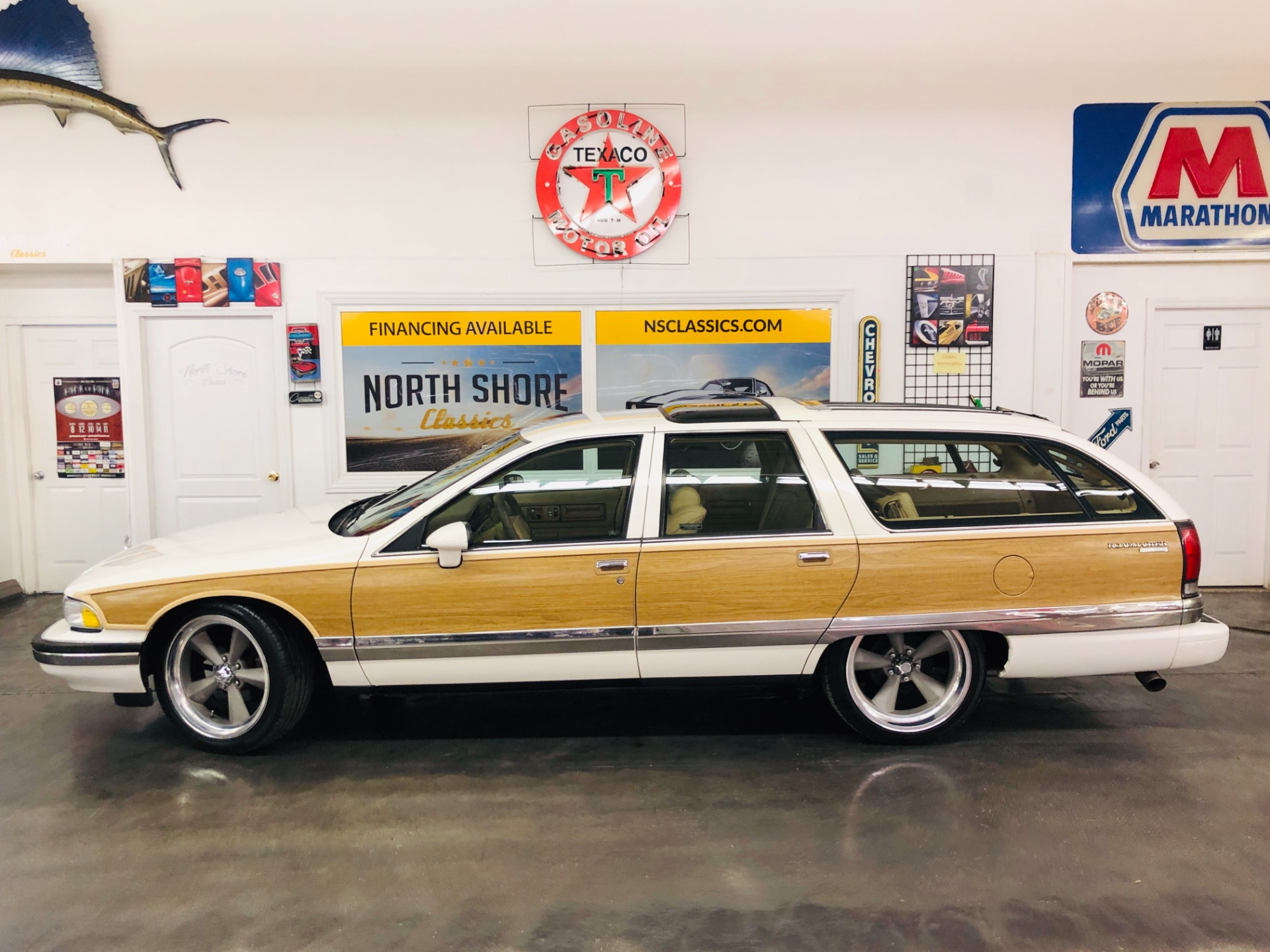 Used 1992 Buick Roadmaster -ESTATE WAGON - FAMILY CRUISER - COLD A/C - LOW MILES | Mundelein, IL