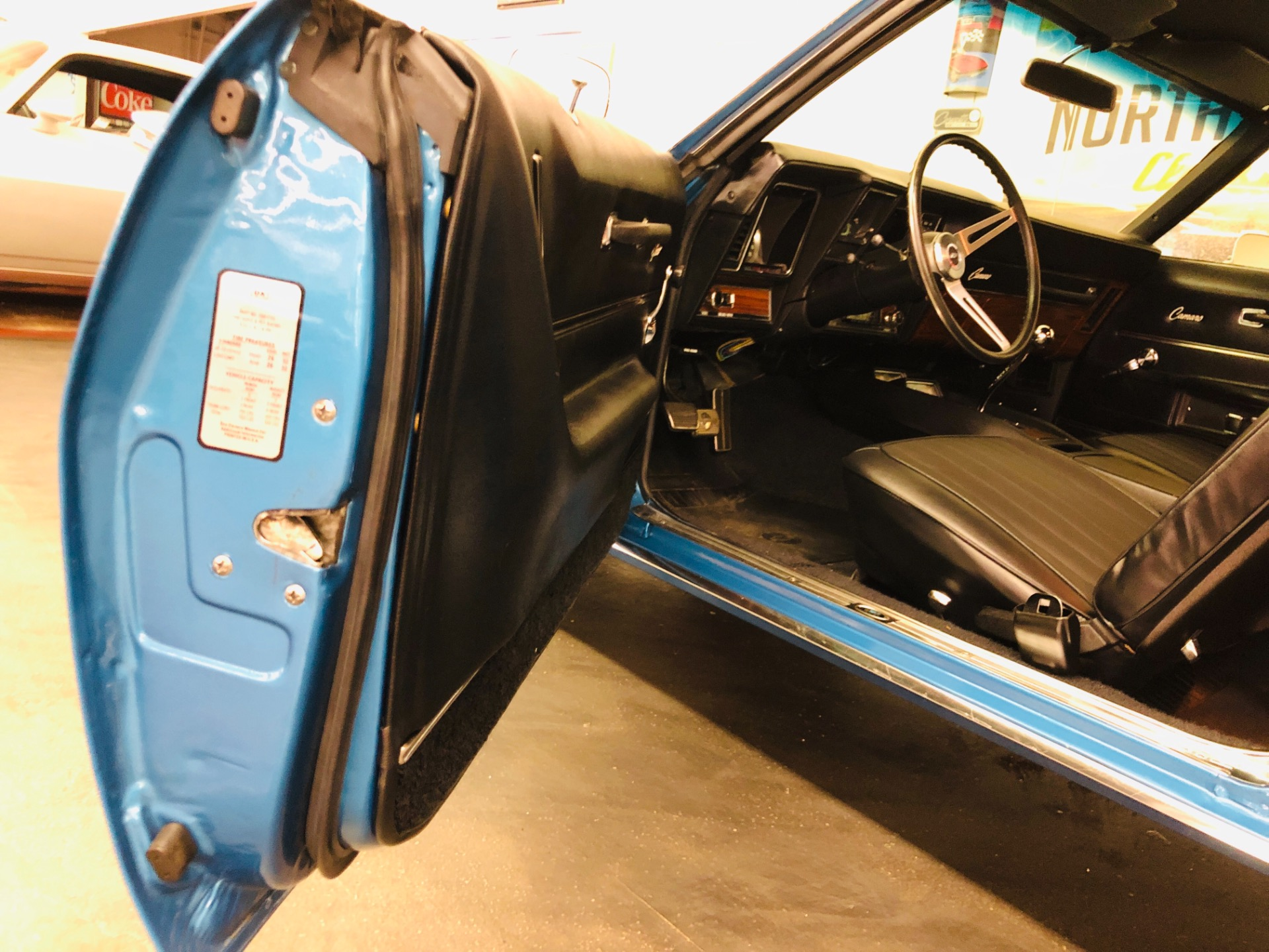Used 1969 Chevrolet Camaro -Z/28 - LEMANS BLUE - NUT AND BOLT RESTORATION - SEE VIDEO | Mundelein, IL