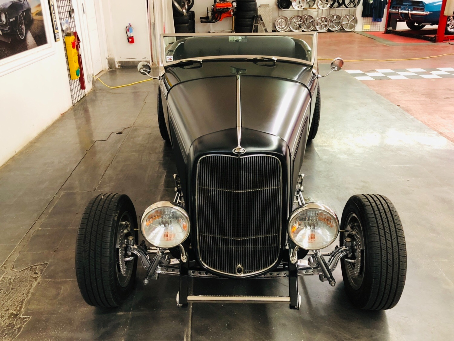 Used 1932 Ford Hot Rod / Street Rod - DEARBORN DEUCE - FOLDING TOP - DOWNS BODY - SEE VIDEO | Mundelein, IL