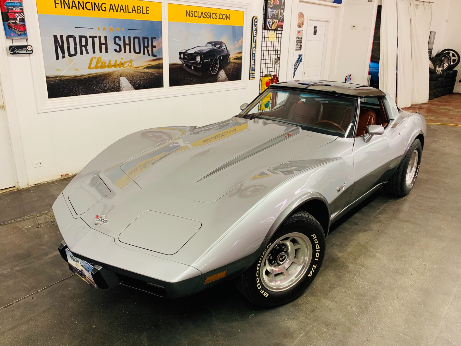 Used 1978 Chevrolet Corvette -T-TOPS - 4 SPEED - A/C - 25TH ANNIVERSARY - | Mundelein, IL