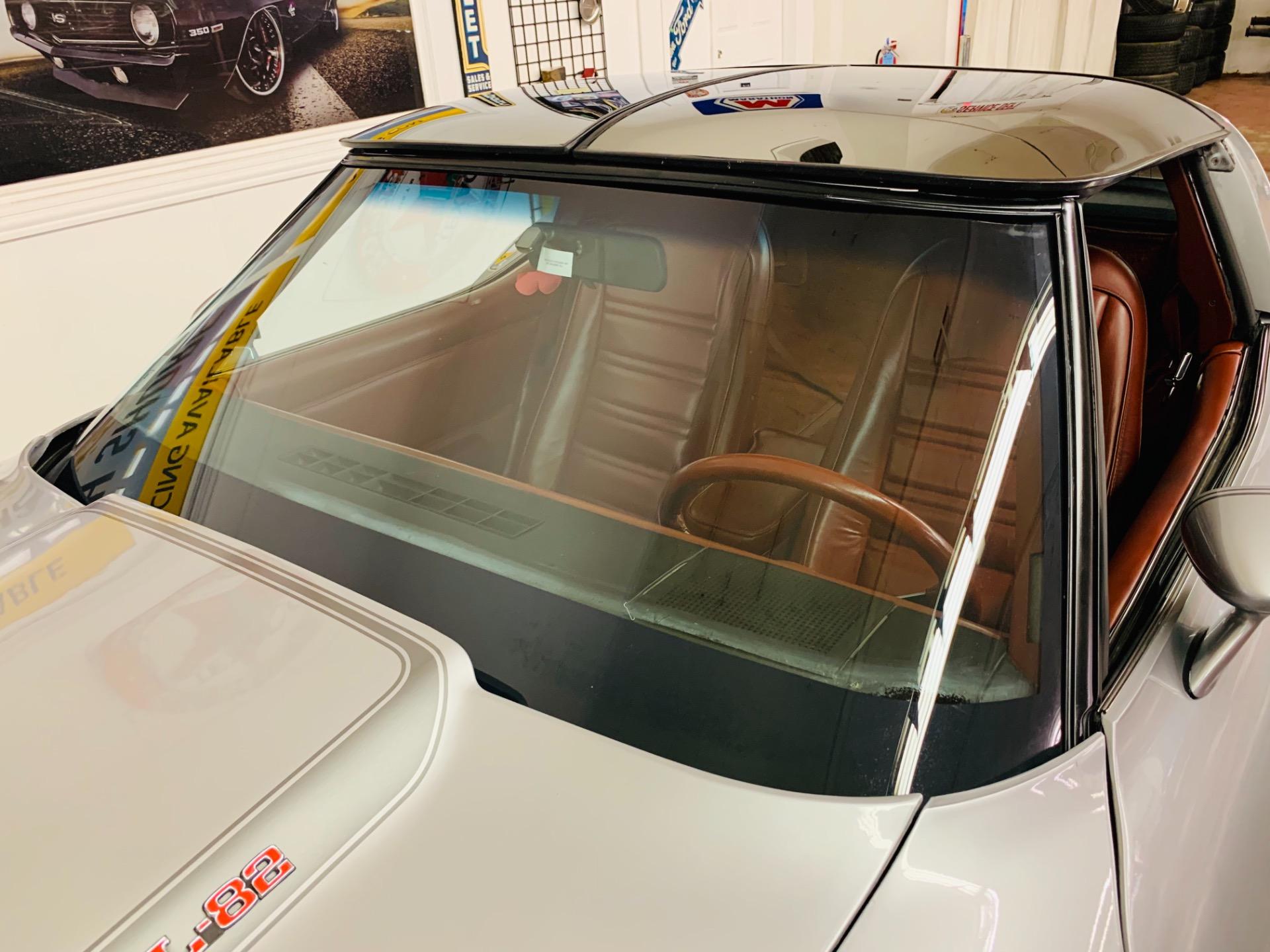 Used 1978 Chevrolet Corvette -T-TOPS - 4 SPEED - A/C - 25TH ANNIVERSARY - | Mundelein, IL