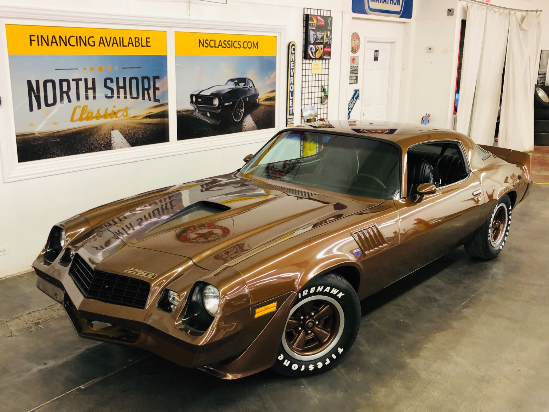Used 1979 Chevrolet Camaro -Z/28 - 4 SPEED - FACTORY A/C - ORIGINAL PAINT - SEE VIDEO | Mundelein, IL