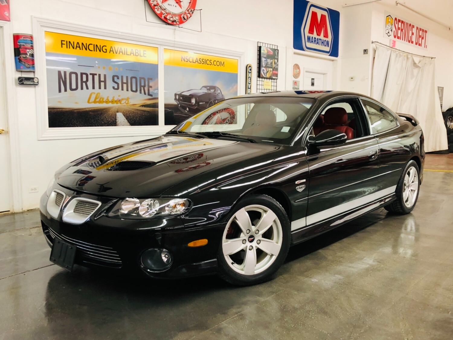 Used 2006 Pontiac GTO -PRO CHARGER - TONS OF POWER - SUPER LOW MILES - SEE VIDEO | Mundelein, IL