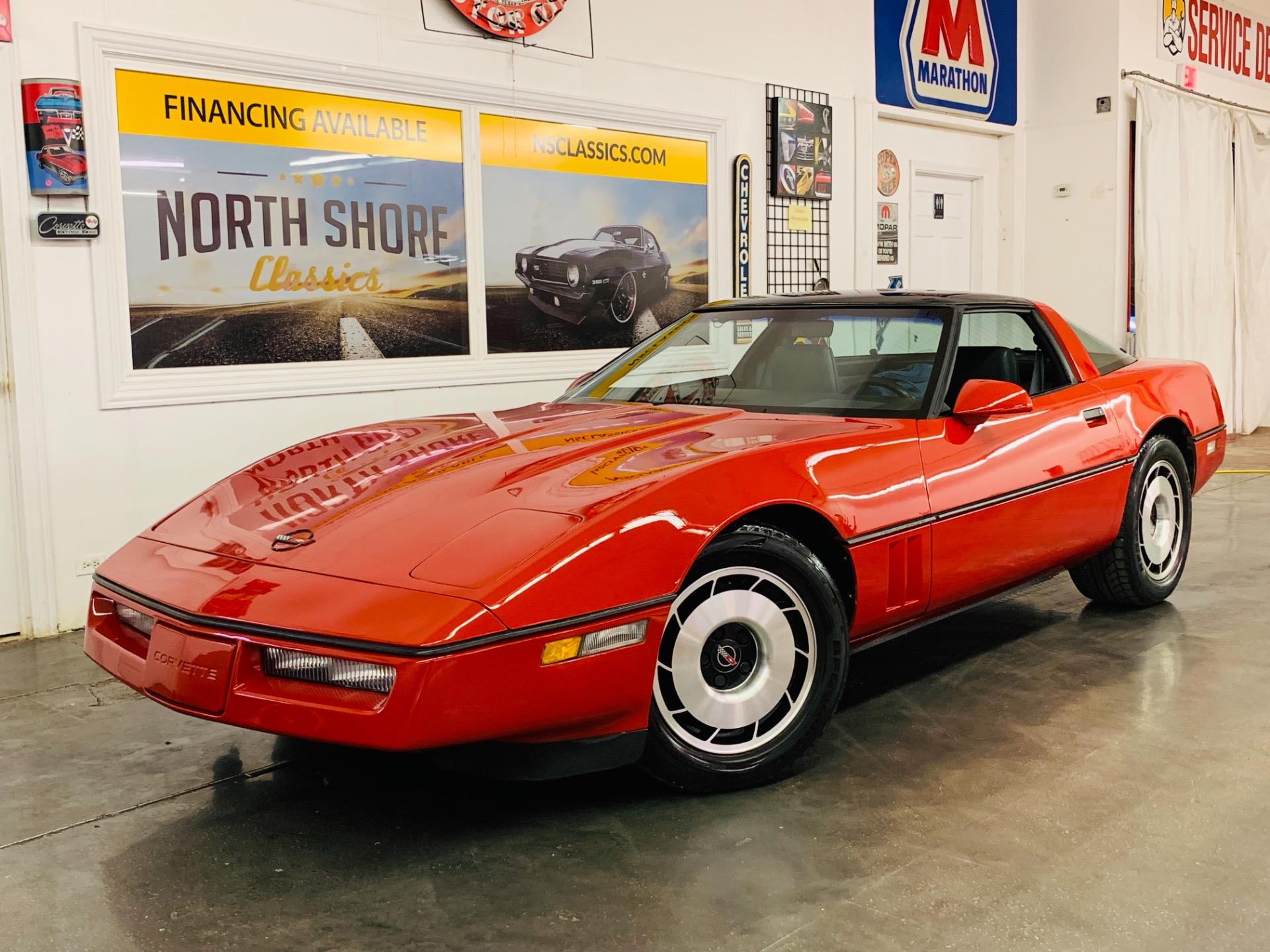Used 1985 Chevrolet Corvette -VERY LOW ORIGINAL MILES - SUPER CLEAN - | Mundelein, IL