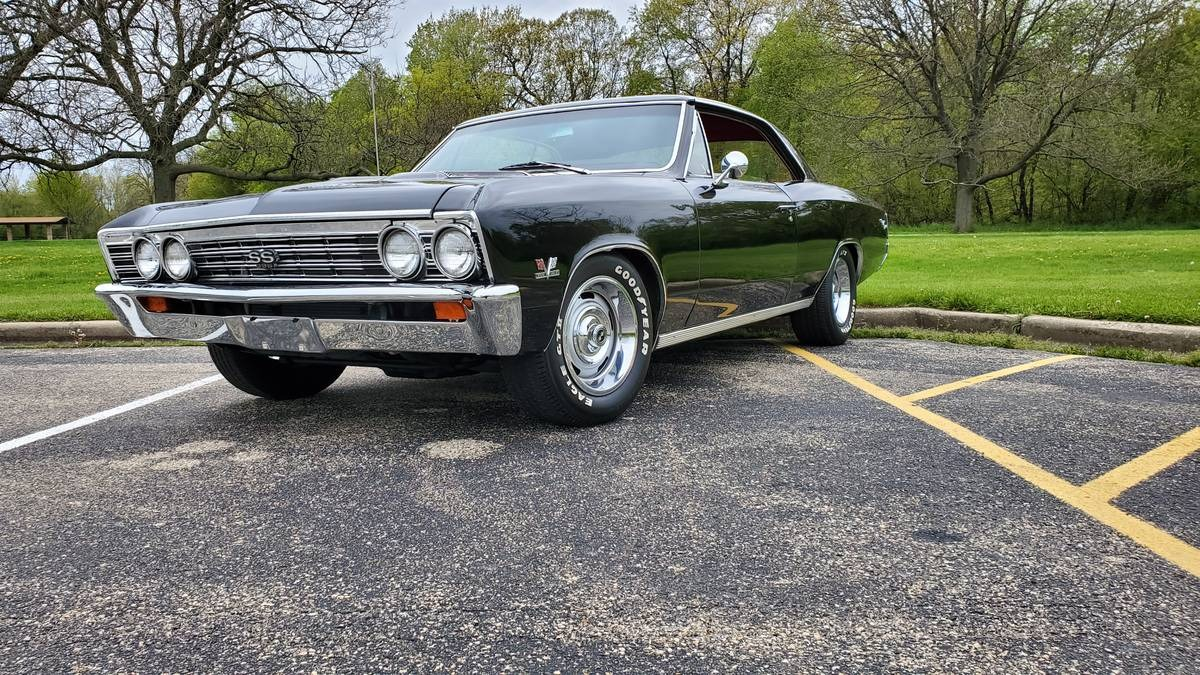 Used 1967 Chevrolet Chevelle -SS 138 VIN - 396 ENGINE - 4SPEED TRANS - | Mundelein, IL