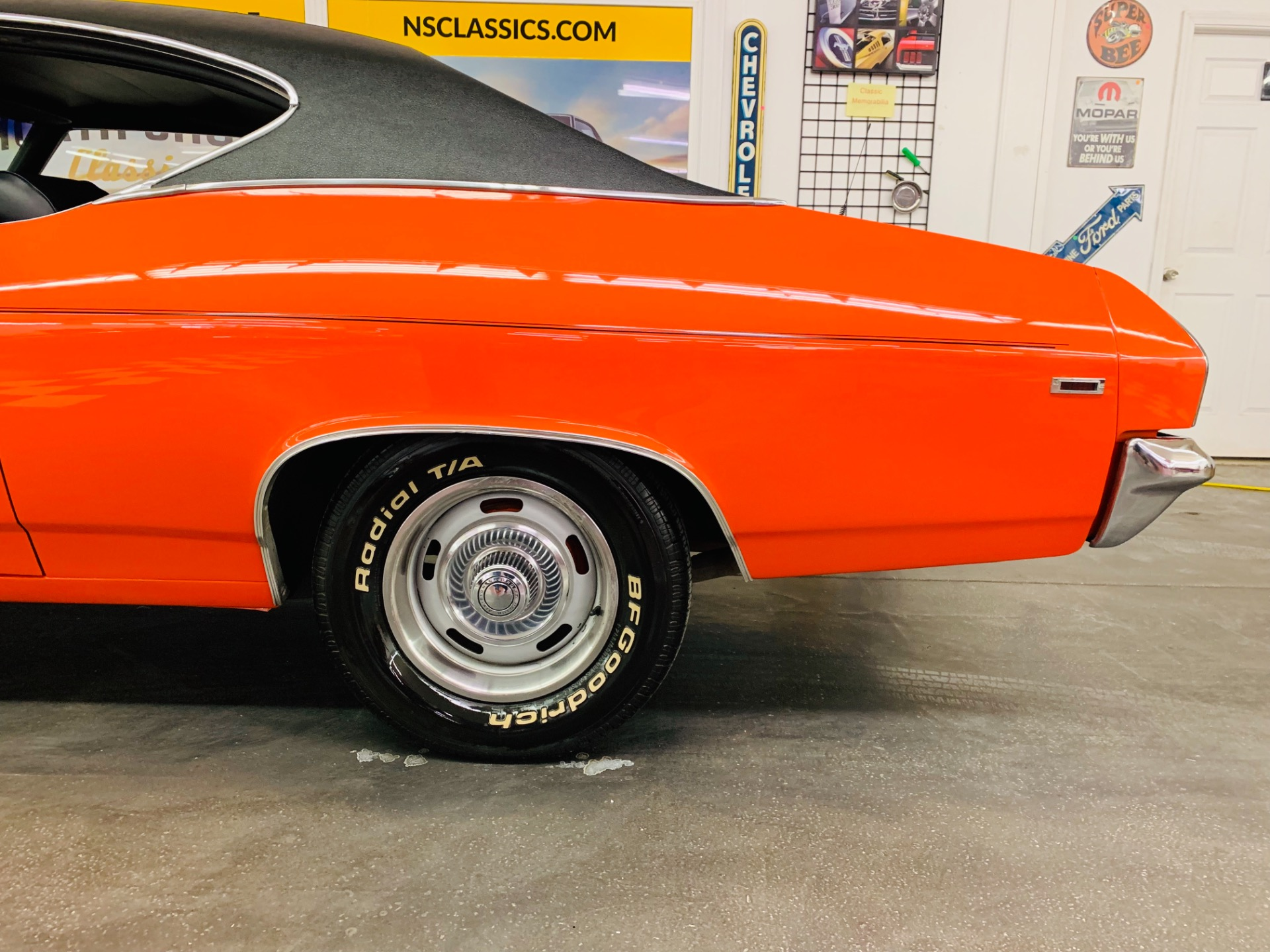 Used 1969 Chevrolet Chevelle Clean Tribute SS - SEE VIDEO - | Mundelein, IL