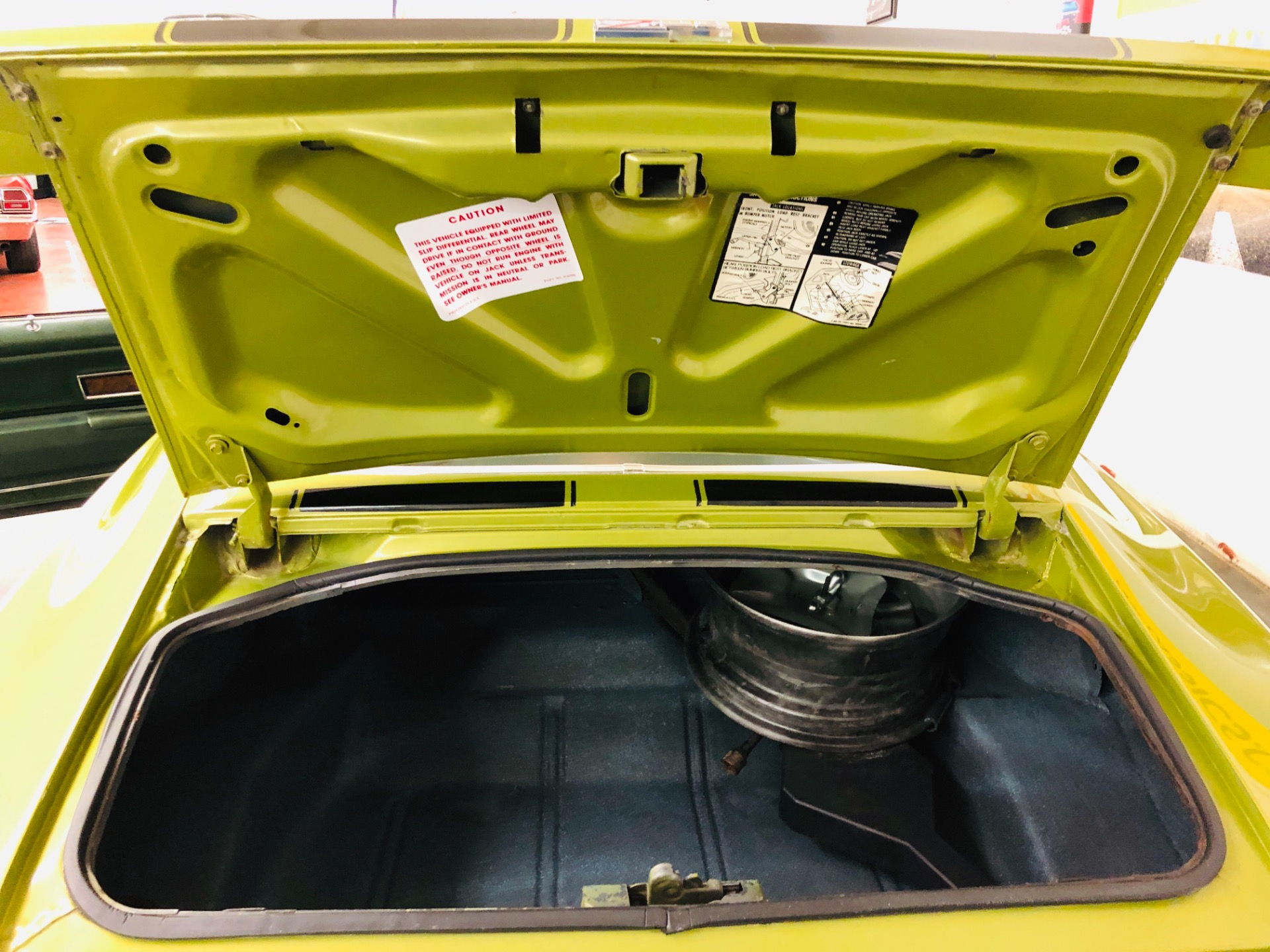 Used 1970 Chevrolet Camaro - Z/28 - RARE CITRUS GREEN - NUMBERS MATCHING - SEE VIDEO | Mundelein, IL