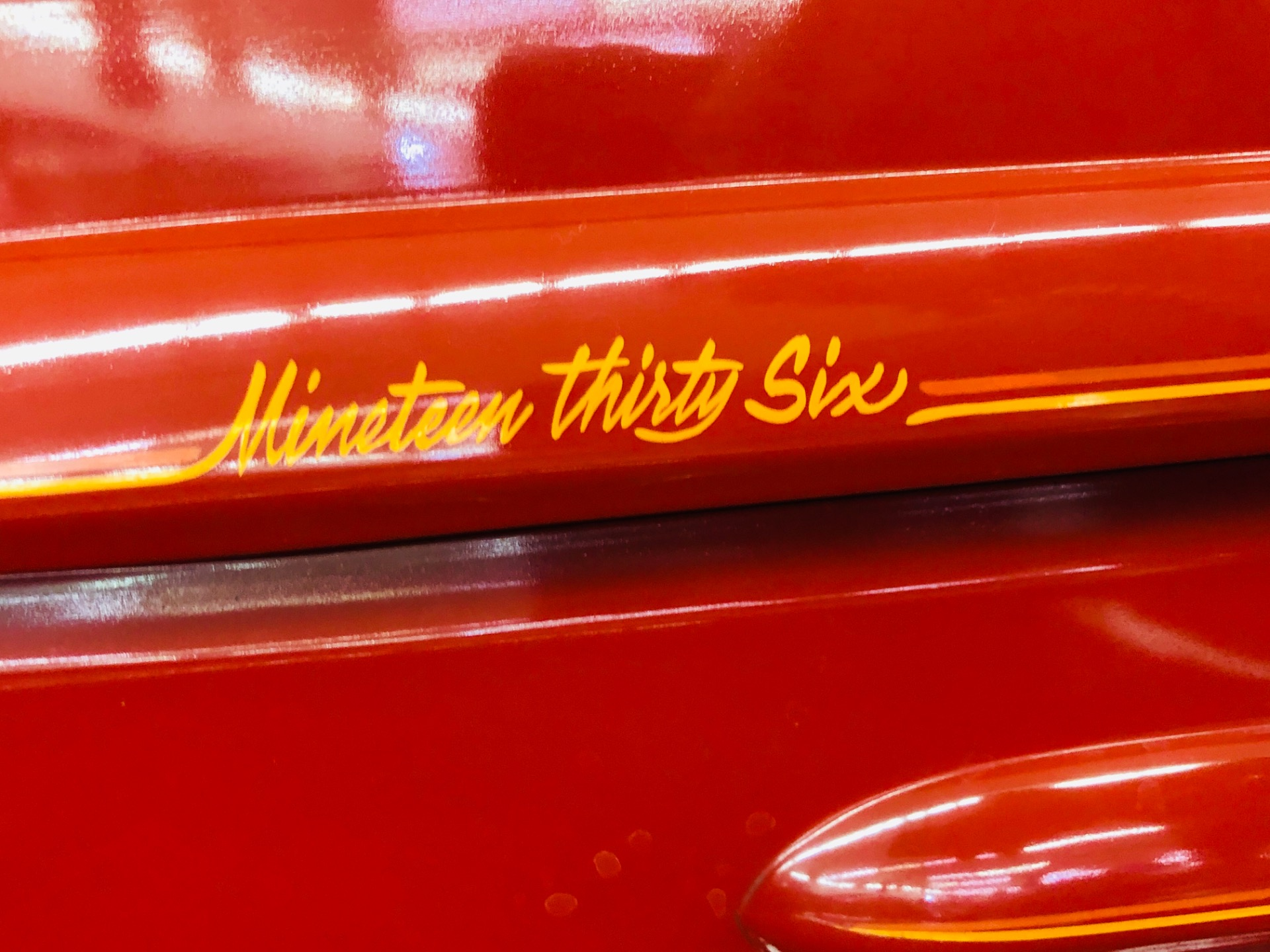 Used 1936 Chevrolet Hot Rod / Street Rod - 2 DOOR SEDAN - VERY RELIABLE - CUSTOM COCA-COLA TRAILER - SEE VIDEO | Mundelein, IL