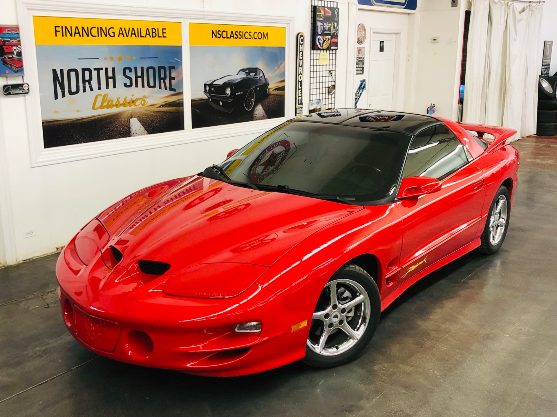 Used 2001 Pontiac Firebird - FIREHAWK - 6 SPEED - LOW MILES - EXCELLENT CONDITION - SEE VIDEO | Mundelein, IL