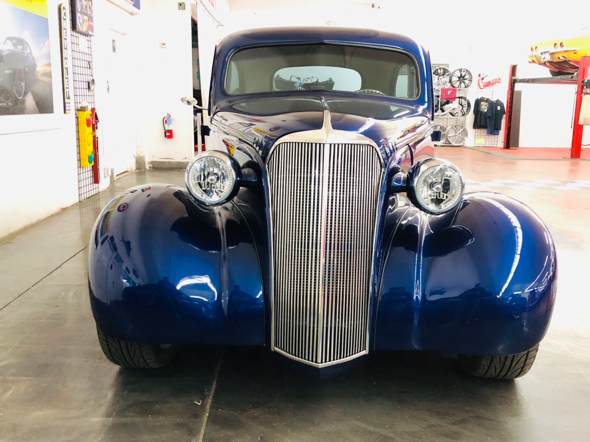 Used 1937 Chevrolet Hot Rod / Street Rod -MASTER DELUXE- QUALITY BUILD - SEE VIDEO | Mundelein, IL