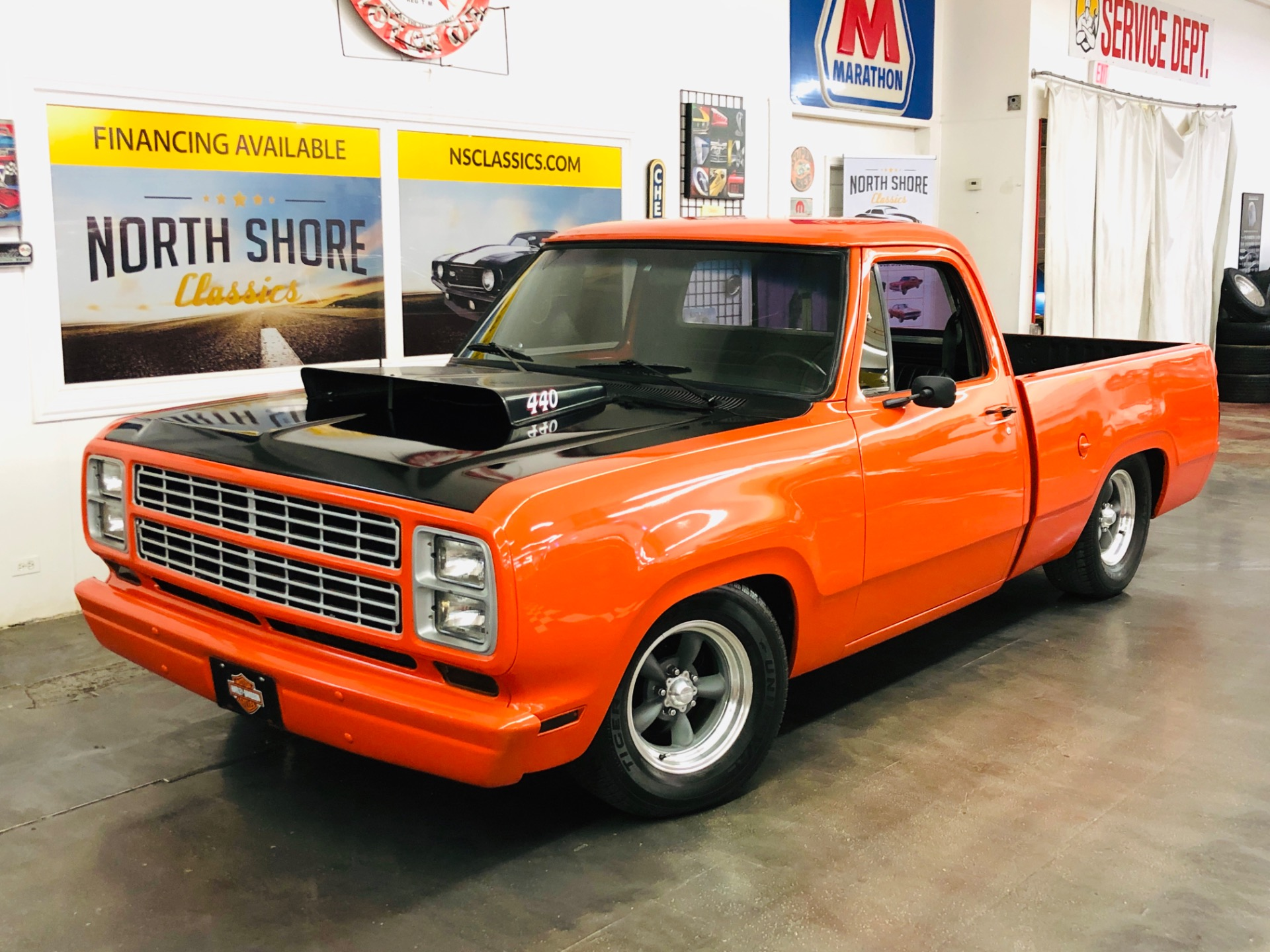 Used 1980 Dodge Pickup - 440 BIG BLOCK DODGE V8 - FAST CLEAN TRUCK - SEE VIDEO | Mundelein, IL