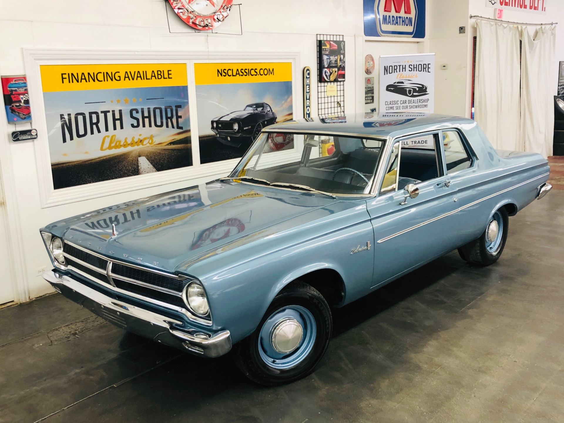 Used 1965 Plymouth Belvedere - 426 COMMANDO ENGINE - ORIGINAL SHEET METAL - 4 SPEED - SEE VIDEO | Mundelein, IL