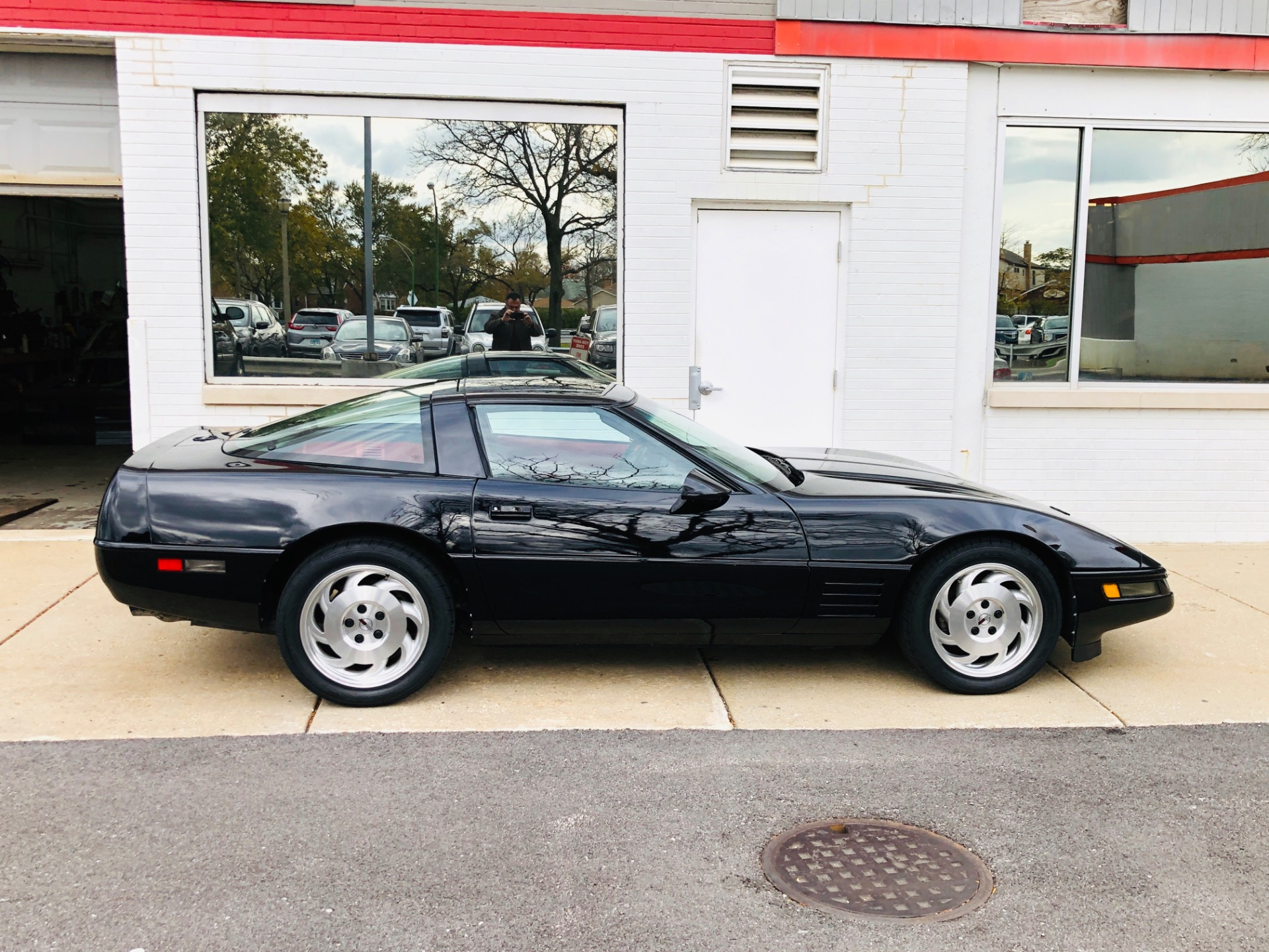 Used 1993 Chevrolet Corvette - SUPER CLEAN - LOW MILES - MANUAL TRANS - | Mundelein, IL