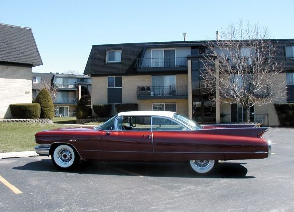 Used 1960 Cadillac Coup de Ville Very Clean Caddy- | Mundelein, IL
