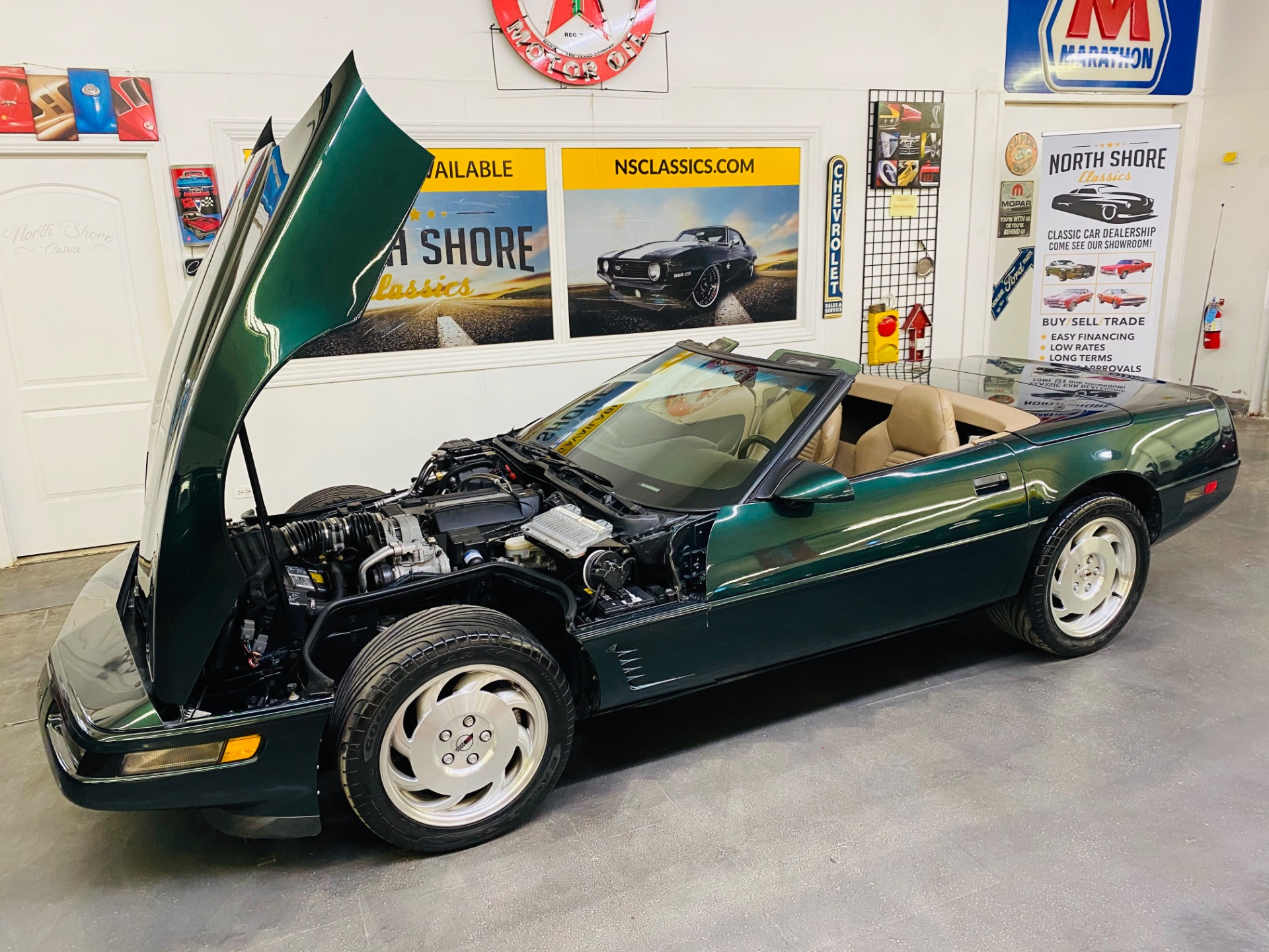 Used 1995 Chevrolet Corvette Convertible - SEE VIDEO | Mundelein, IL